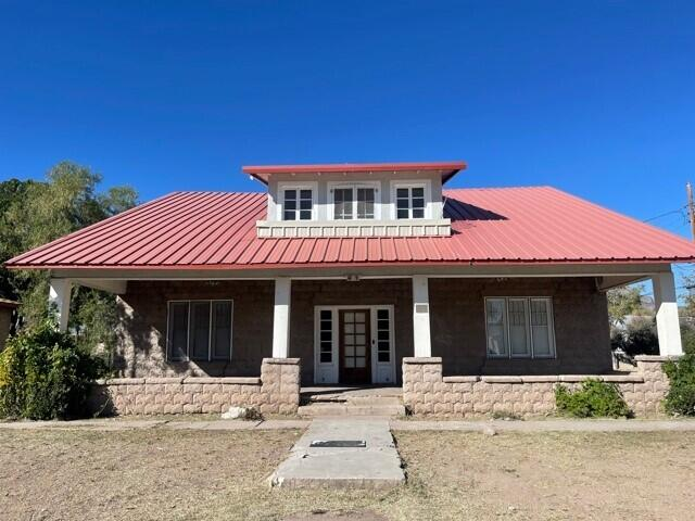 Own your own piece of history.  This home is on the historic registry.  Known as the Hilton house, home features 6 bedrooms, beautiful wood details and is looking for someone to love it.  Home has tons of potential and is being sold AS-IS.