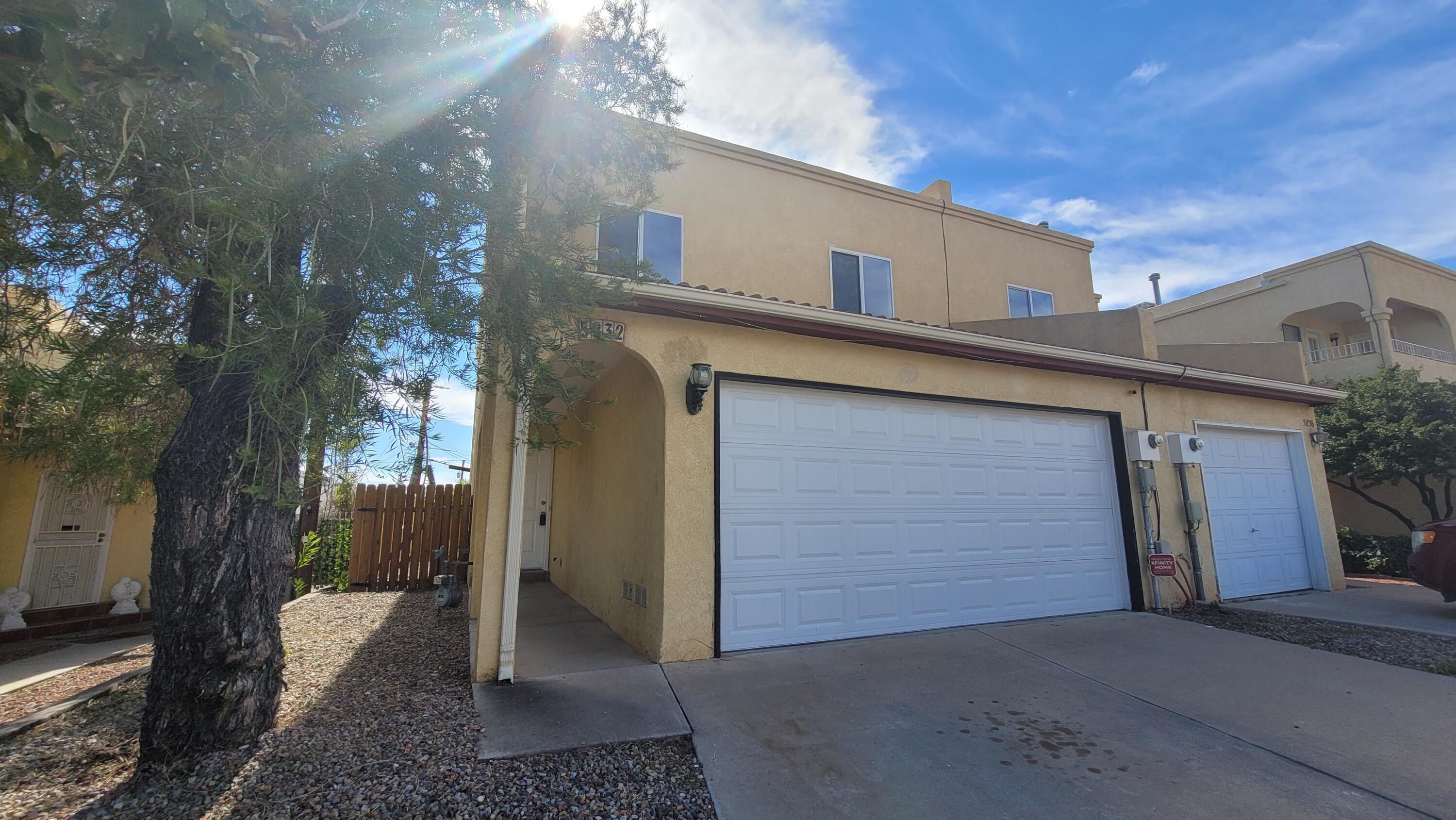 You don't want to miss this 3 bedroom, two bathroom home! Conveniently located near Coors and Central and close to I-40, you have a beautiful view of the Sandia Mountains from the upstairs bedroom. Evaporative Cooler two years old and the east side of the backyard fence replaced.