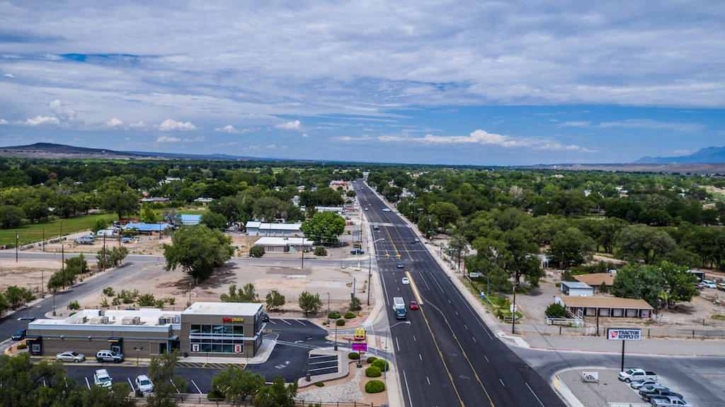 This property has an excellent location with high traffic count and consists of over 8 acres. This commercial property has tons of potential for many commercial uses. Call for more information. Additonal 14 acres can be purchased just south of the property.