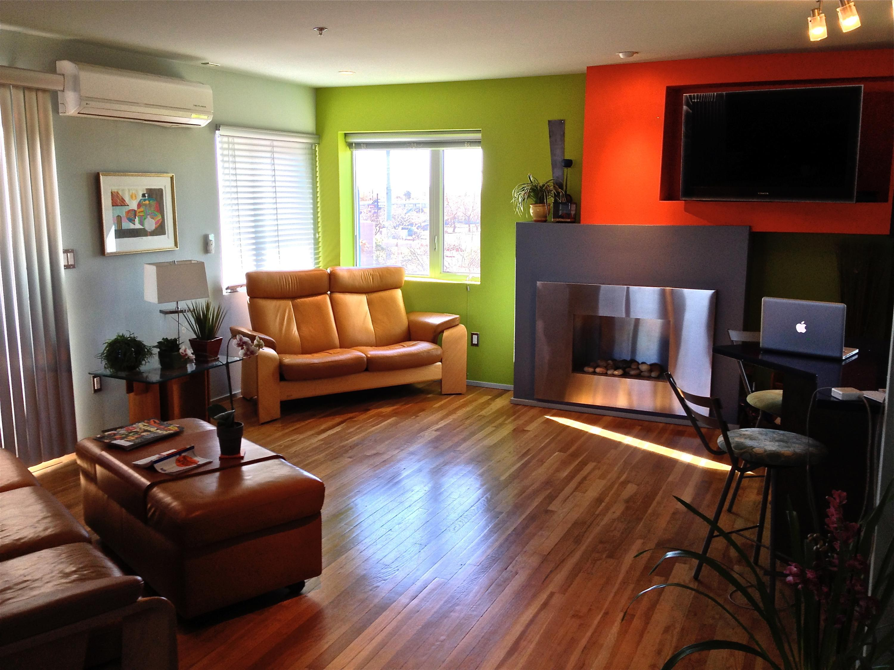 This is your opportunity to own and live in one of Albuquerque's most iconic buildings across the street from UNM in the heart of Nob Hill. You can own a mansion/penthouse with 360 degree views on top of a 3 story building - with residual income to subsidize the overall price!!!  Amazing building was completely renovated from the ground up in 2010. This 3rd floor penthouse unit has 360 degree views from the expansive roof-top patio.  The additional 5 units and retail space are all rented!  See MLS #909945 to see information and photos on the other units, and ground floor commercial  spaces.