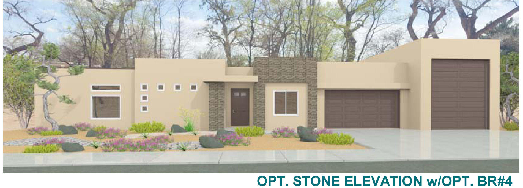 New gated community by Sivage Homes. Near El Pinto, Ballon Fiesta Park, Sandia Casino. Easy access to I-25. To be built new Sivage Home in the North Valley. This home includes a 15.5' x 45' attached RV garage. There are only 9 lots in the gated community. 5 are sold. 4 still available. Come pick your lot and floorplan and build it your way. Call Adrian for more info and build times.