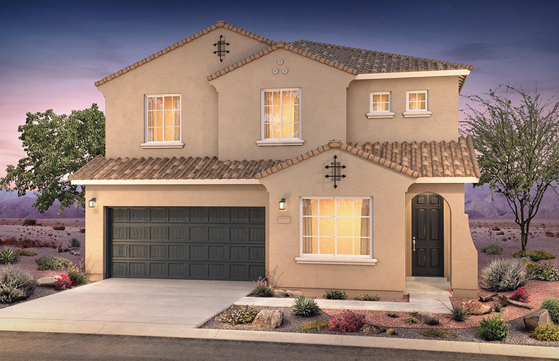 Brand new, never lived in Pulte home. Enjoy brand new appliances, new carpet, new A/C, new tank-less hot water heater, green built, brand new community in Rio Rancho, Highly rated schools, and so much more! The Park Place home design is available now! You'll enjoy a community with many amenities including walking trails and a 3-acre park coming soon. Home includes a kitchen fit for a chef with built-in appliances and granite countertops. Off the kitchen is a multi-functional space for homework, bill paying, charging electronics, and more in the Pulte Planning Center.