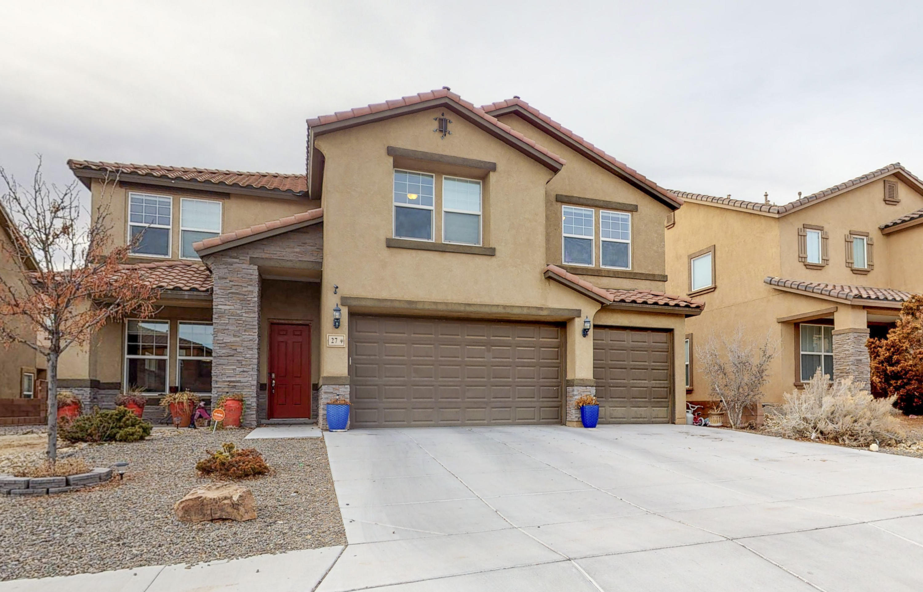 Welcome to the highly sought after Loma Colorado neighborhood.  This beautiful, 3800 sq ft, well maintained, 2 story home  has 4 BR, 2 1/2 bathrooms and a spacious LOFT and OFFICE.  MBR with large garden tub. Kitchen with VERY LARGE island.  Don't forget the convenience of the 3 car garage.  The interior has tile and laminate flooring, stainless steel appliances and granite counter tops.  Backyard beautifully landscaped.  The owners took pride in maintaining this beautiful home.  Close to parks, walking trails, public library and aquatic center.  Must come and see to appreciate.  Call to schedule your showing soon.