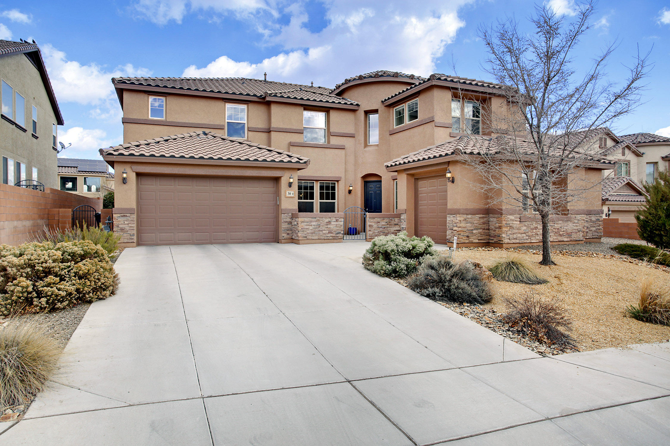 Welcome to this meticulously upgraded, gorgeous home in Loma Colorado. Pride of ownership in these immaculate upgrades, everything from the engineered hardwood floors to the state-of-the-art Kitchen Aid appliances. The beautiful, sweeping, open staircase lands you at the open loft, perfect for a 2nd or 3rd living space. First and second story Owner Suites or main level In-Law Suite. Upstairs owner suite w/balcony boasting those iconic and beautiful mountain views. Ease of living with this landscaped and auto-bubble drip yard. There wasn't a detail missed on this gorgeous home! Please contact Listing Broker to show while cancelled. Home will be officially back on the market early summer