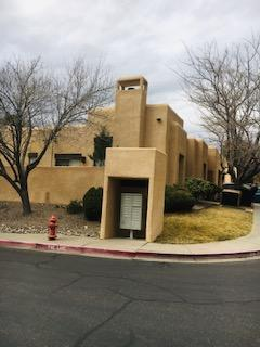 Charming condo in desirable neighborhood! La Cueva school district. High ceilings. Evaporated cooler, stove and refrigerator all replaced last year.  HOA covers exterior maintenance, club house and pool. More photos coming soon.