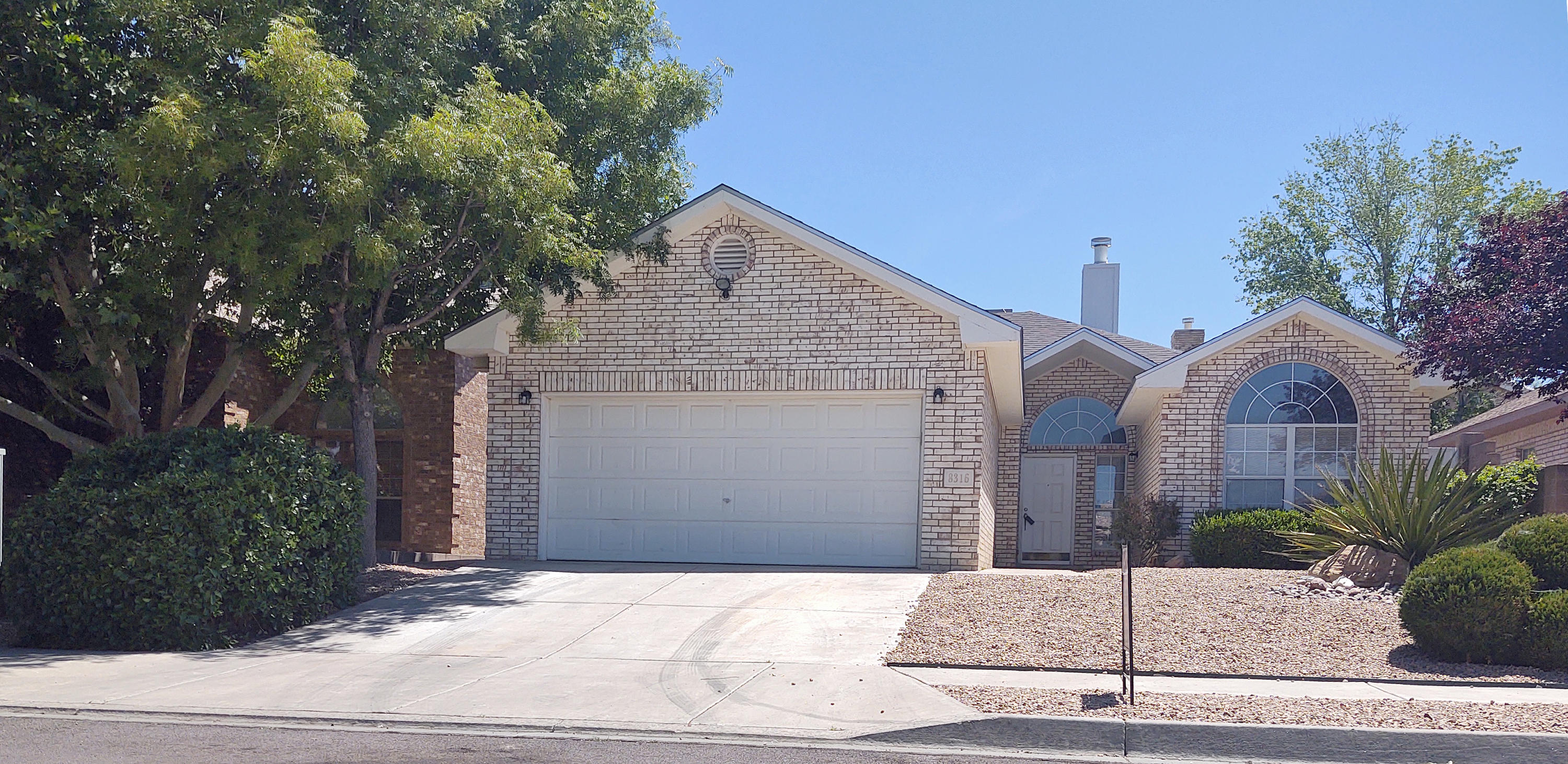 4 BEDROOM IN DESIRABLE NEIGHBORHOOD! Priced to sell!  NEW: Roof, paint, carpet, tile in showers, lights and fans, plumbing fixtures and water heater!  Extra storage!  You'll love  the location!