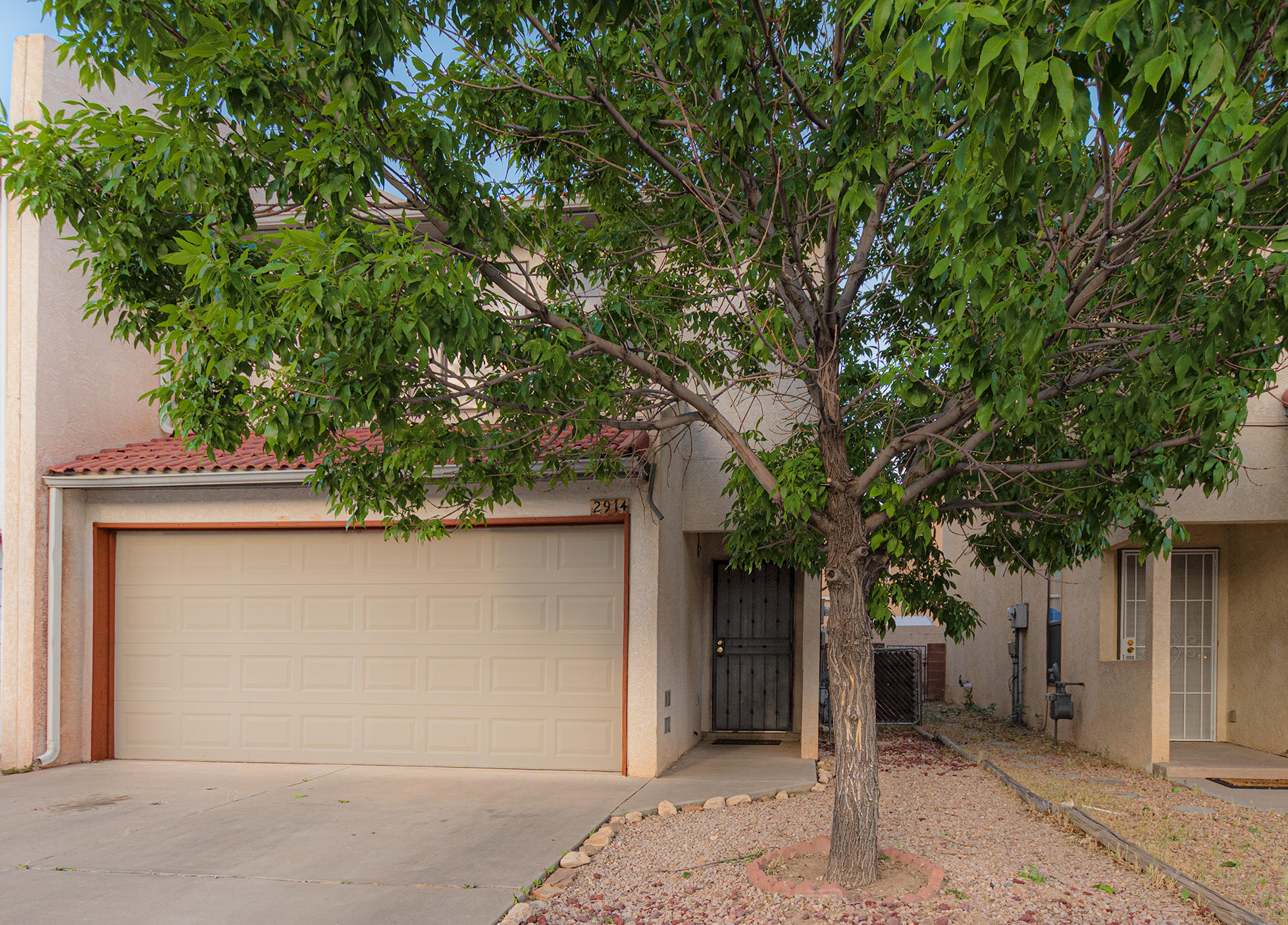 Affordable  three bedroom, two and a half bath townhome in a great location, close to freeway, restaurants and shopping centers. Washer, Dryer, and Refrigerator convey as is. NO HOA. You must see to appreciate. Make appointment TODAY!!!