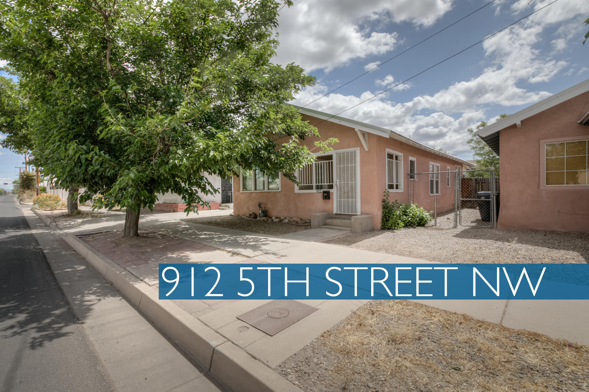 This wonderful property is zoned Mx- Multi use, so that means you can use it as your home or your office or both! Hardwood, charm galore.