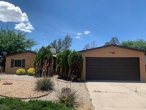 Super cute 3 bedroom, 2 bath property in a popular NE Albuquerque neighborhood. Nice floor plan and layout, good sized backyard, 2 car garage. Close to shopping and restaurants. Come see it today!