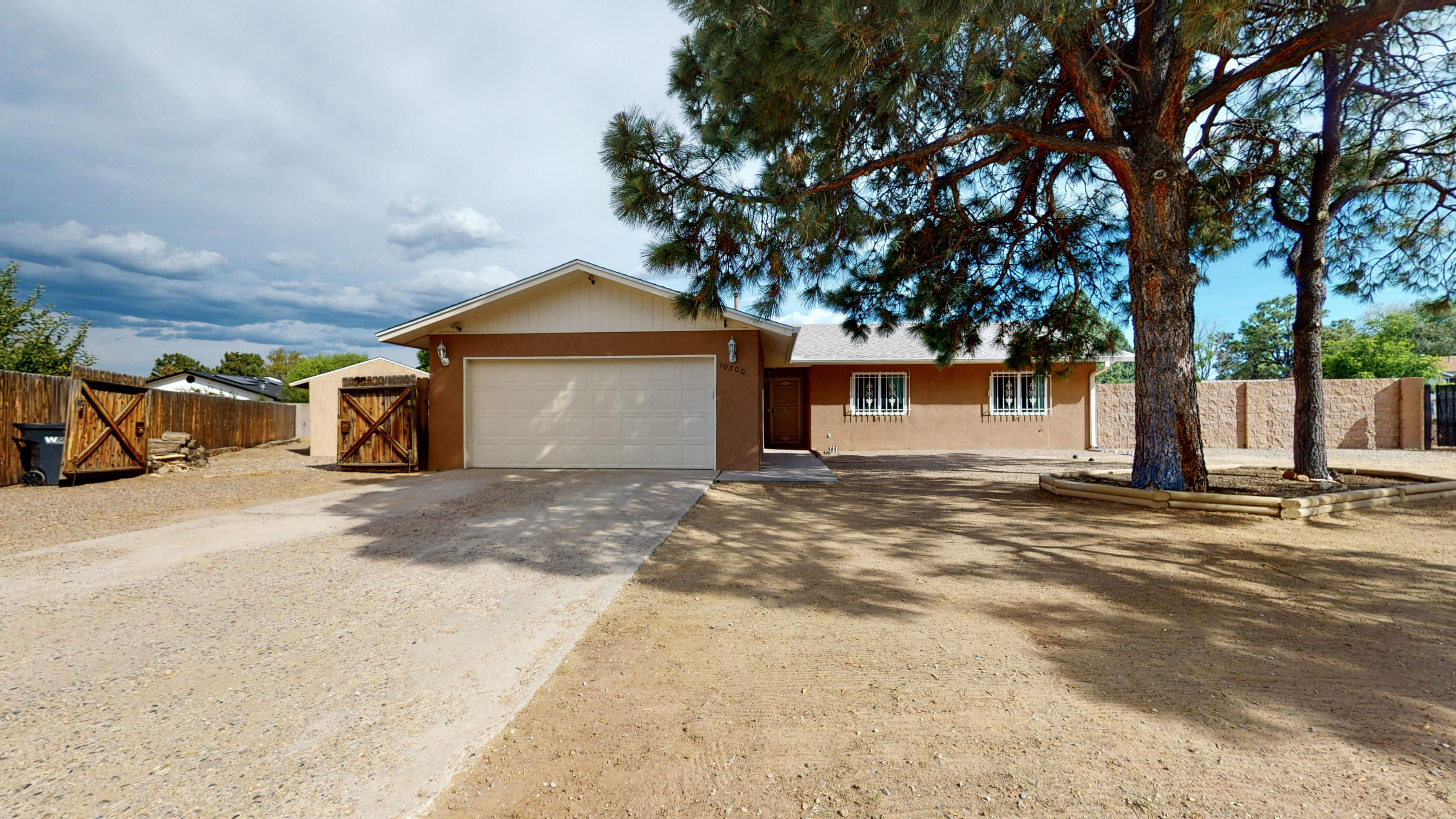 Do not miss this one!  Cul-de-sac with backyard access sitting on .29 acre lot.  Updates include: New roof & gutters (2019) paint, newer windows, furnace, evaporative cooler, water heater, carpet, updated bathrooms.  There is plenty of room to enjoy both inside and out!