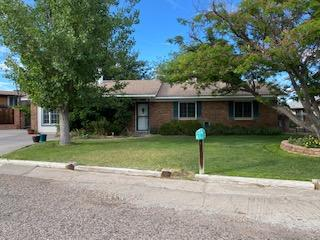 Great home close to New Mexico Tech with two living areas, four bedrooms and an office.  Refrigerator, range, dishwasher, disposal, washer and dryer are included.  Beautiful, mature landscaping, lots of trees and shrubs, two ponds and a storage shed makes for nice outdoor living.