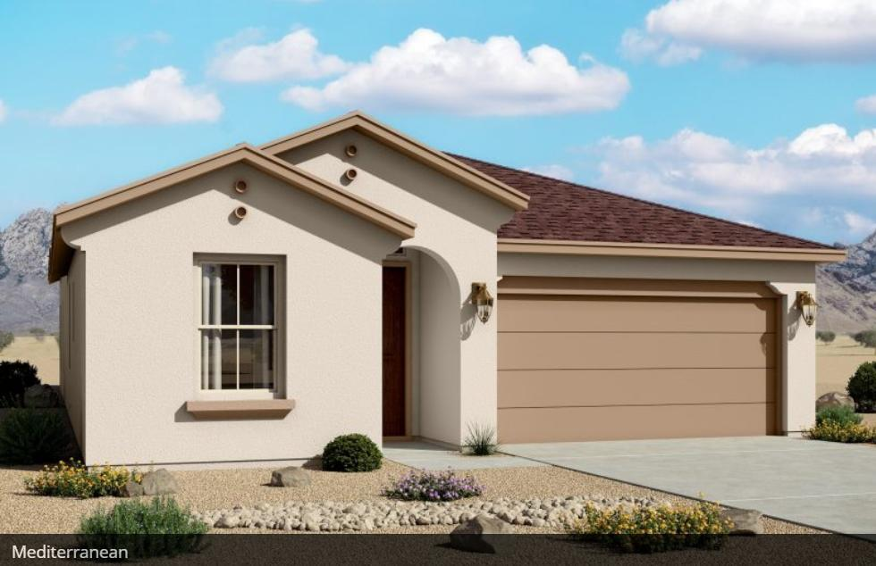 Photos are of the models, and for representation purposes only. Looking for affordable luxury? Hakes Brothers standard features include certified silver green build standards, synthetic stucco with sand finish, skip troweled finish on interior walls, tray ceilings in great room, entry, and master, deco arches, two-tone paint, gorgeous tile options by Emser, LED lightings, Moen brand plumbing fixtures, staggered cabinetry with crown molding in kitchen, 8'' under-mount kitchen sink, gourmet kitchen, with granite counters and backsplash, tiled surrounds in baths, mud-pan shower in master, 8' doors, tankless water heater, Lennox heating and cooling, high ceilings throughout, real wood trim, covered patio. The list goes on and on.