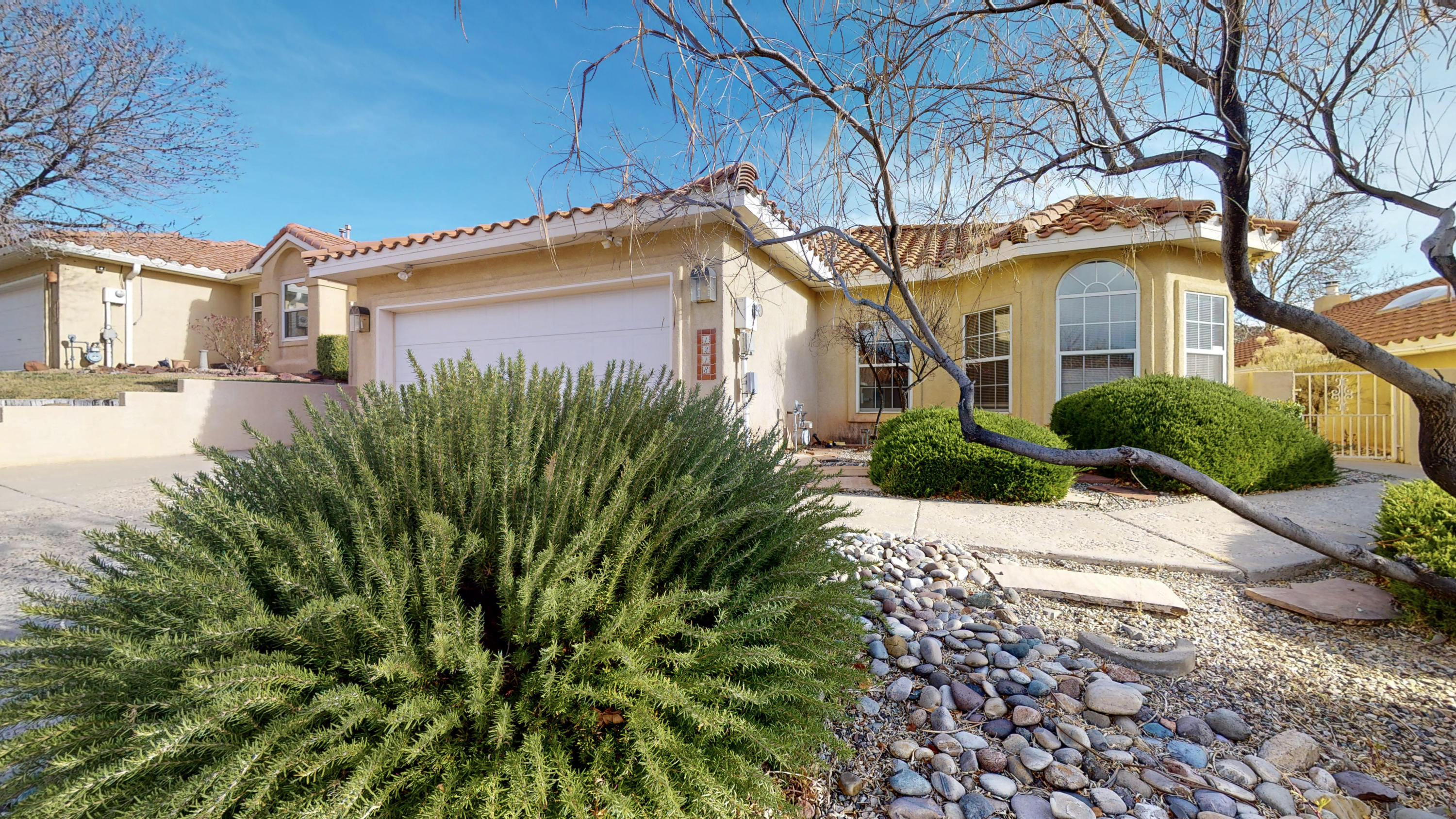 Pinnacle View Estates.  Beautiful home next to the foothills.  Open floor plan.  Lots of natural light.  Master suite is on the opposite side from the other two large bedrooms.Home is being sold as part of an estate.  Offers will be considered.