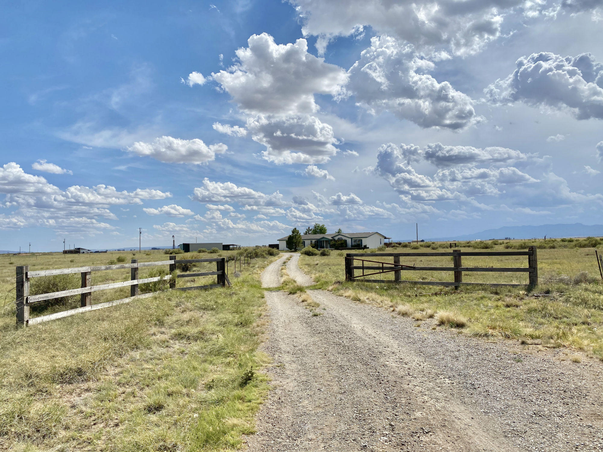 Bring the horses and enjoy peaceful country living on 11.96 acres just 3 miles from the center of Estancia at this fantastic HUD home! Special features include spacious master suite, 2 living areas, formal &  informal dining, and even jack-and-jill bdrms. Equal Housing Opportunity, managed by Chronos Solutions. HUD case #361-305607 / listed IE (FHA insurable with up to $10,000 buyer repair escrow). HUD homes are sold AS-IS w/all faults; no pre-closing repairs or payments will be made for any reason. For Utility Turn Ons: Buyer pays all fees to get utilities on with accepted bid + $150 FSM deposit. Approval must be granted by HUD's field service mgr. Property Condition Report and Property Listing Disclosure available but not to replace home inspections. To submit bids visit HUD Home Store.