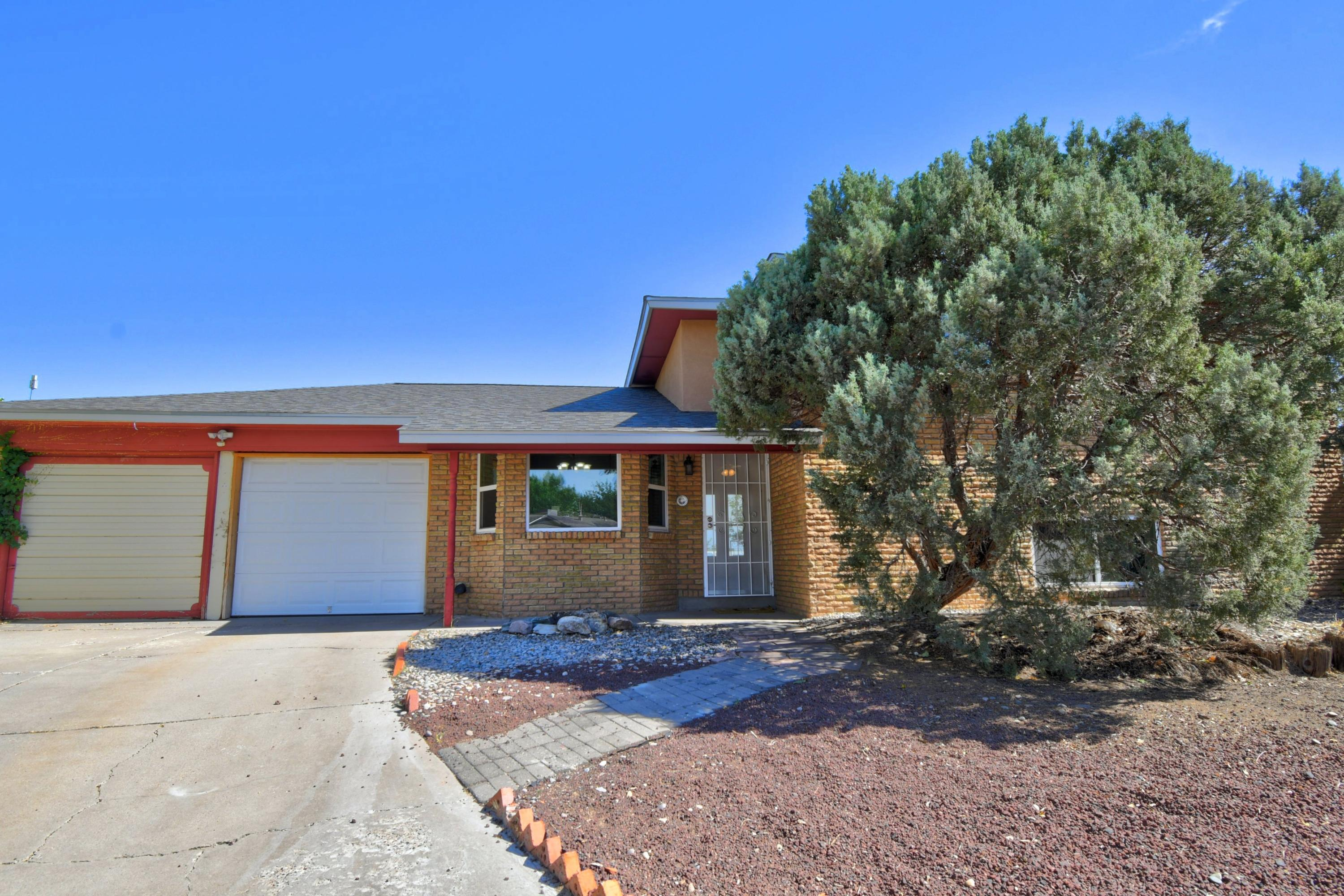 This is the One! Far North East Hieghts 4 bed 2 bath in the popular New Holiday Park subdivision.  2100 square feet with a big back yard. Does have Back yard access but not RV parking. New flooring through out(June 2020), new stove, dish washer and microwave (June 2020) REFRIGERATED AIR (Oct.2018), windows (Oct.2018), and replaced roof (May  2018). Great school district, close to shopping and overall a wonderful nieghborhood. Make that offer now because this one will not last.....