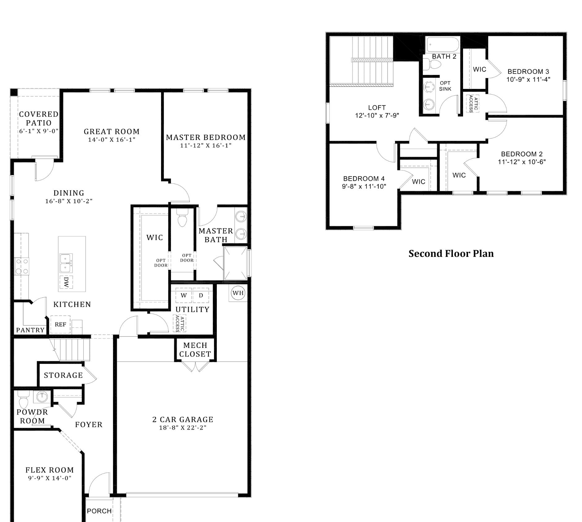 This is one of the brand new floorplans we are offering at Las Terrazas, its called the Maxwell and it pretty much maxes out everything. Open concept floor plan with granite kitchen counters, tile in wet areas, Owners suite on first floor and that is just the stuff you can see. The Maxwell also features energy efficient construction that will blow away almost any resale home on the market. The Las Terrazas community offers a great quality of life with a mature and growing trail system, numerous parks and picnic areas throughout the community. All this and a location that can't be beat. We are close to I-25 for quick commutes and also close to all of the new shopping venues near the freeway. The Maxwell at Las Terrazas proves that you can have it all