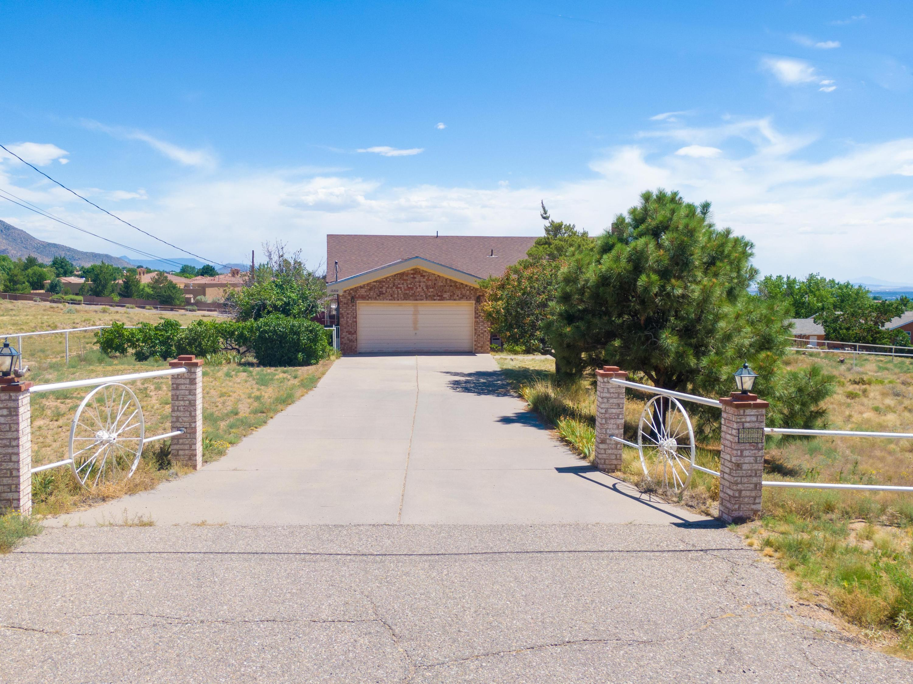 Welcome Home!  Remarkable Opportunity to own this original owner home in Albuquerque Acres!  Priced Aggressively for Quick Sale!  Fresh Paint and New Carpet. Breathtaking Mountain Views! Tremendous value in the lot alone!  Highly sought after school districts! Come see this home today!