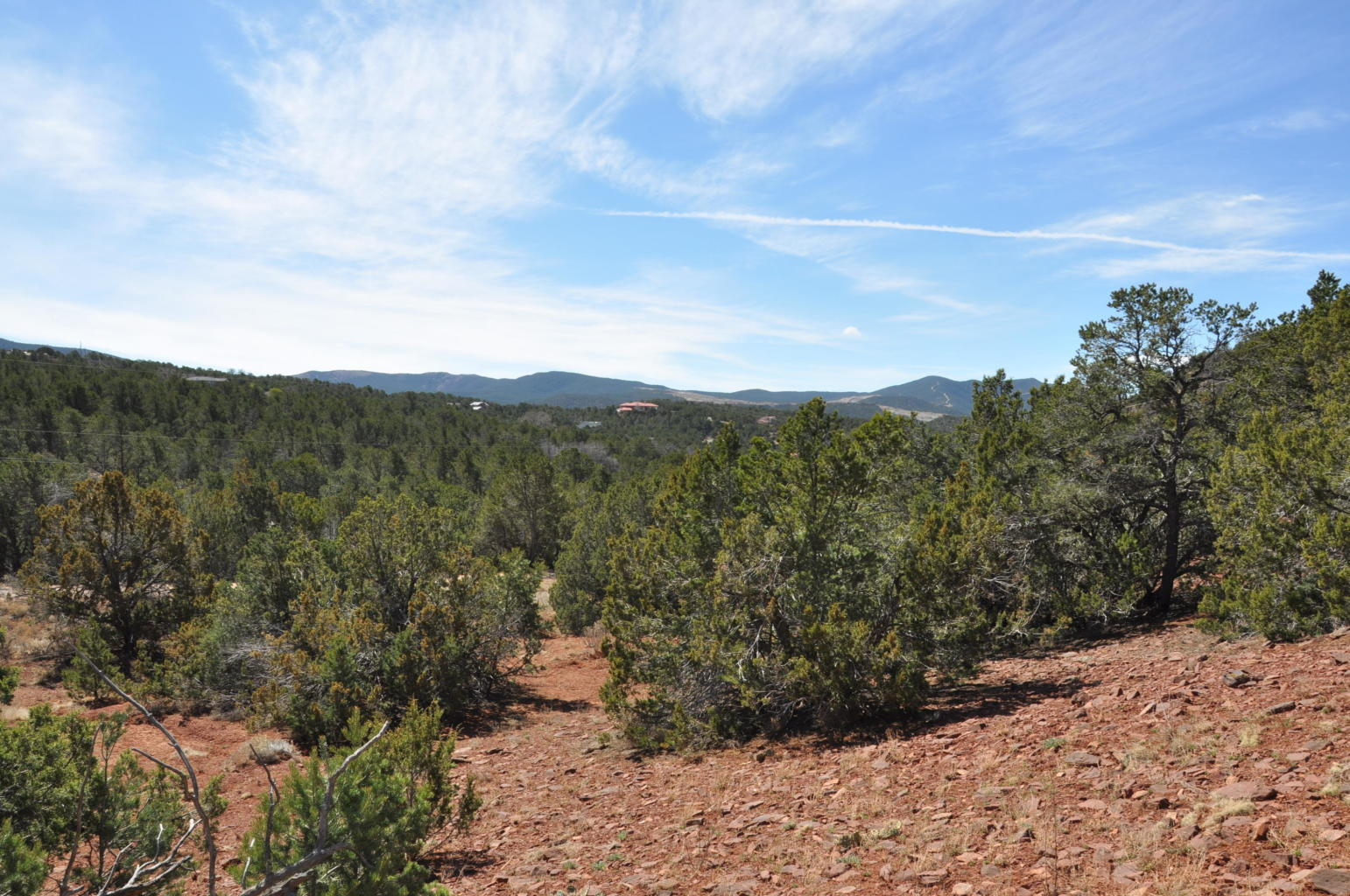 Welcome to 4.2 acres in Tijeras! Quick access to I-40 but away from it all! Build your dream home on this must see property!
