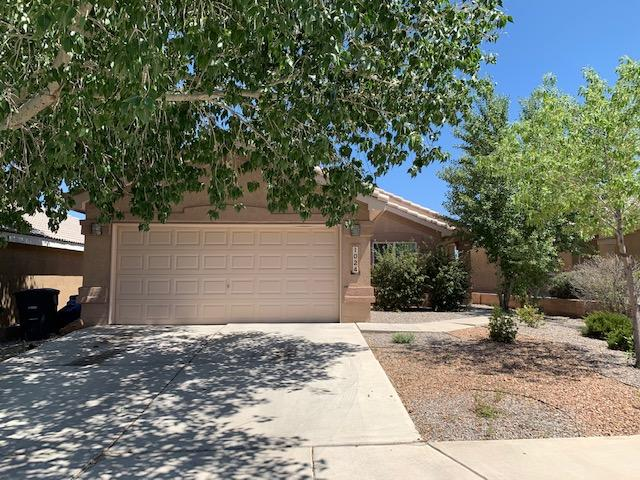 Don't miss this quality built Pulte home in Sundoro Subdivision.   Great entry level 4/br, 2/ba, 2/AG.  Single story with tile roof.   All appliances stay (as is) including W/D.  Nice covered patio.  Backyard is a blank canvas just waiting for your creativity to run wild!   Being sold AS IS - Priced accordingly.