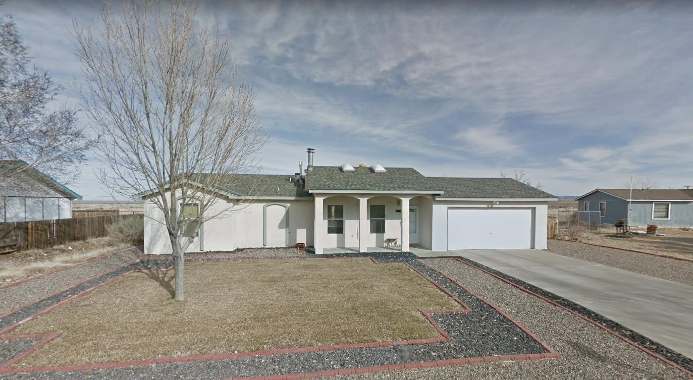 Under Contract Accepting Back Up Offers.  Check out this beautiful Cypress Gardens home in Los Lunas.  New carpet and paint throughout.  Situated on a large lot with great views.  Great price, great opportunity.  Schedule your showing today!!