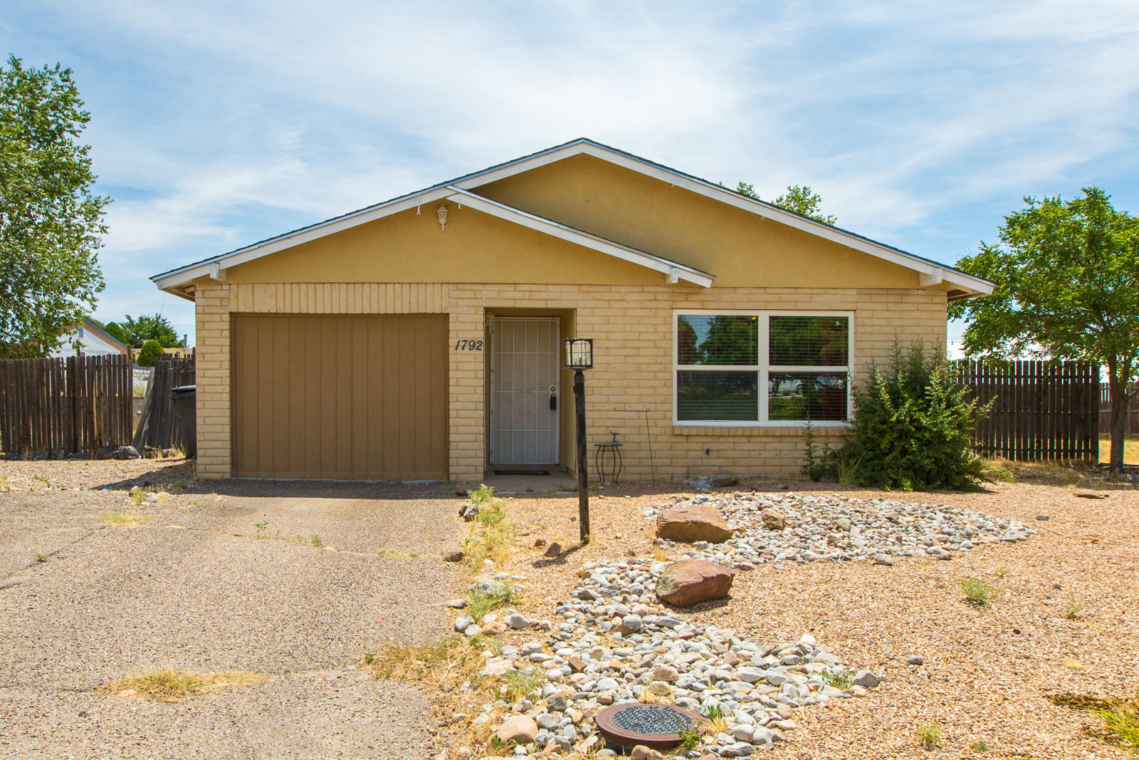 This well-maintained home is equipped with a one car garage, installed dishwasher, electric stove & refrigerator. Conveniently located near restaurants, shopping and grocery stores. Schedule a showing today, don't miss out on this great property!
