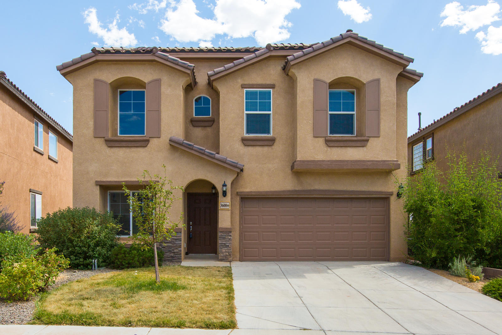 Beautiful movie-in-ready Pulte home located in the desirable Loma Colorado community! Home features 2,411sf with 4 bedrooms, 2.5 bathrooms, 2 living areas and an office! Chefs kitchen with upgraded cabinetry, granite countertops, stainless steel gas range, microwave, dishwasher, refrigerator, back splash, pantry and a large island with seating space. Separate family dining area!  Open main living area perfect when entertaining!  Office conveniently located on the first floor! Upstairs find the spacious master suite with private spa-like bath. Bath hosts dual sinks, a large vanity, relaxing bath, walk-in shower with glass enclosure and his/hers walk-in closets. Great backyard fully landscaped and walled backing to open space! Walking trails in the community!