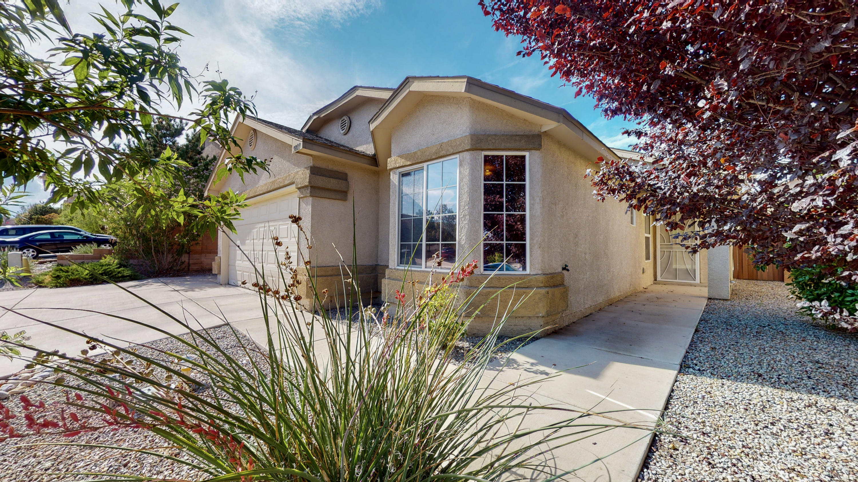 Beautiful Move-In-Ready Home in the Gated Community of Sun Gate Estates in the Southwest Heights with 3 (possible 4) bedrooms and 2 full bathrooms as well as an oversized 3-car garage. This very well-maintained home features an open floor plan, a bright open kitchen with an island, huge pantry, and a window seat in the breakfast nook. You will be welcomed by Cathedral ceilings, gas fireplace, inviting paint throughout, a large master suite with walk-in closet and separate tub and shower, refrigerated air, and an oversized back and side yard with gated access and southwest natural landscaping and a raised block wall for privacy. Don't miss out on this great opportunity.