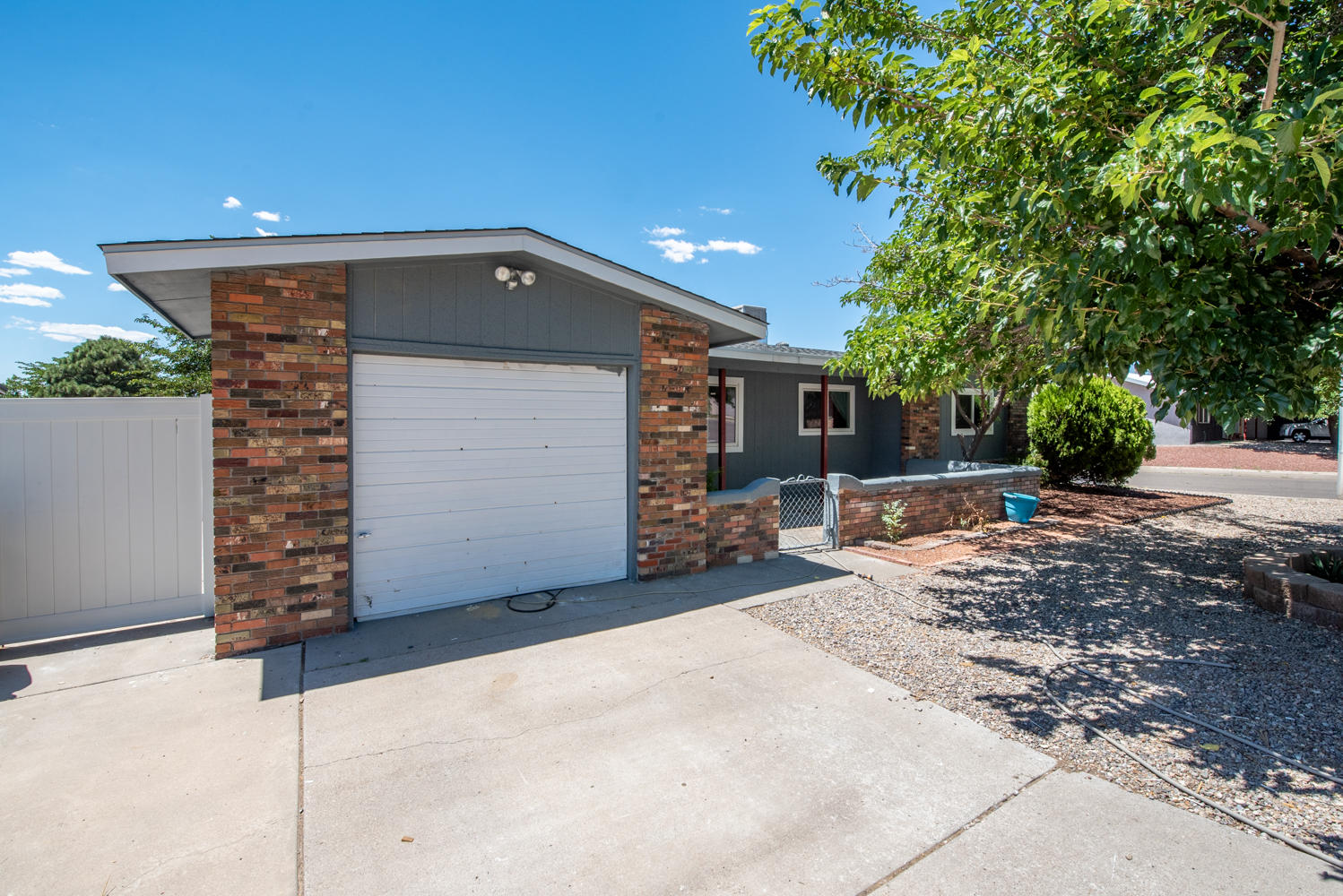 *** Open House - Sunday, August 2nd 11am-1pm *** Broker will unlock the home and be out front allowing Buyers to come by and see the house and answer any questions. Hand sanitizer will be provide - Please wear a mask and practice social distancing. First come first serve, broker will limit number of people who can see the property at a time. Come and see this wonderful home in NE Heights with easy access to amenities and near major roads. Newer features include, roof, furnace, hot water heater, flooring, kitchen cabinets and countertops and fencing around the yard and many more.  Yard is ready for your vision and the home is nicely laid out and ready for you to come and make it your own. Come and see it today!