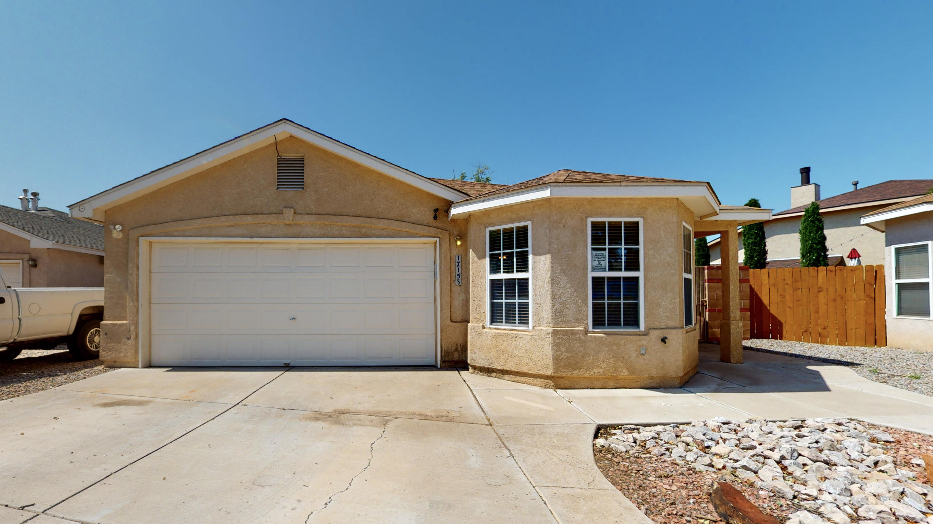 CHECK OUT THE 3D VIRTUAL TOUR. PERFECT FOR A BEGINNING AND READY TO MOVE IN!!! Centrally located! Close to shopping areas, schools and easy access to freeways! Property features, Voulted ceilings, REFRIGERATED AIR, SS Appliances,  a wood burning fireplace w/ log lighter for those winter cold days!  Private yard w/water feature,  heated sunroom for entertainment and wonderful retreat for privacy. This is a must see house! Do not miss it!!