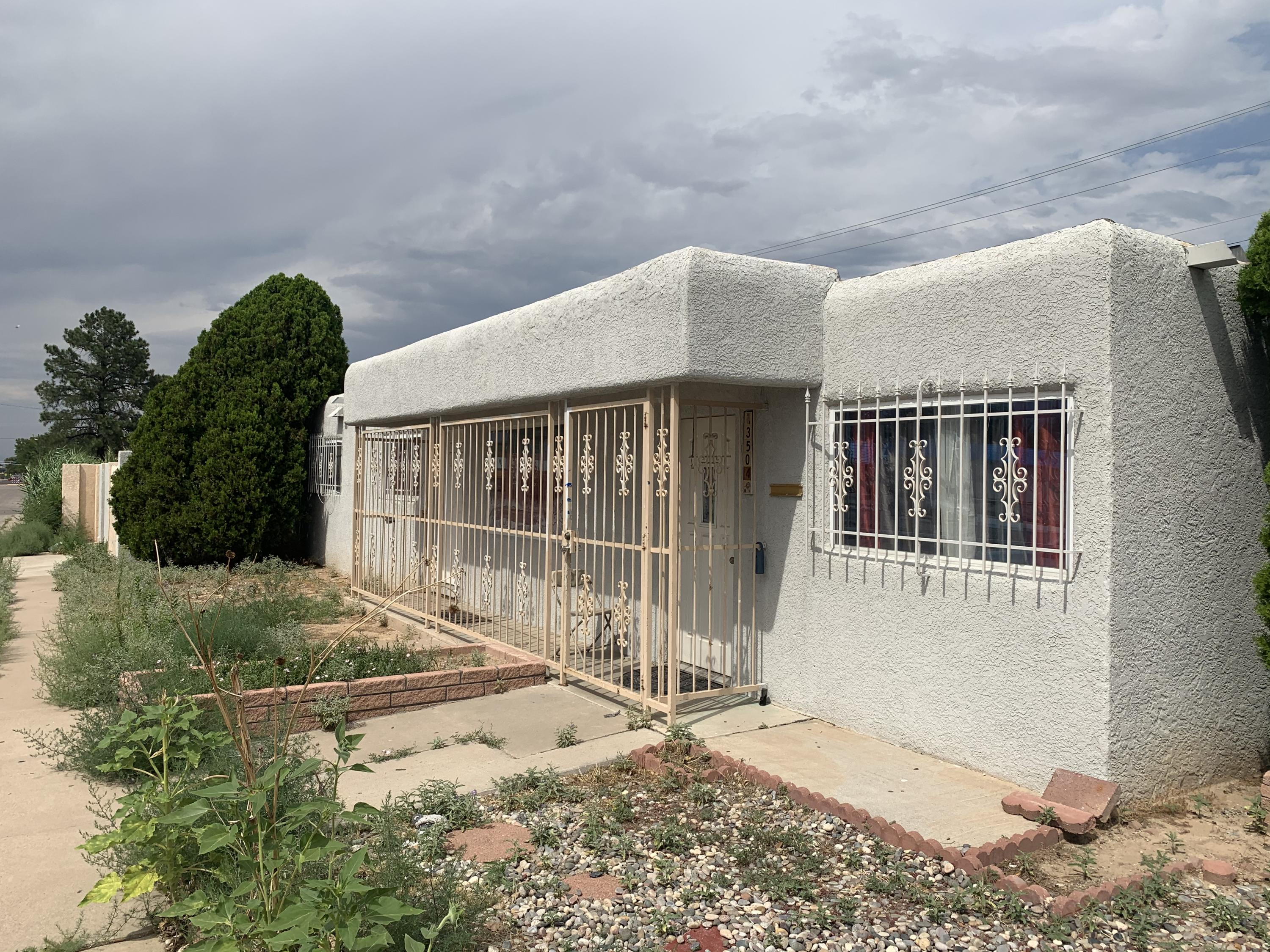 This home is a great OPPORTUNITY for the right buyer. The structure has great bones, just needs a little cleanup. Plenty of room, the largest square foot home in the area. Lot's of potential.
