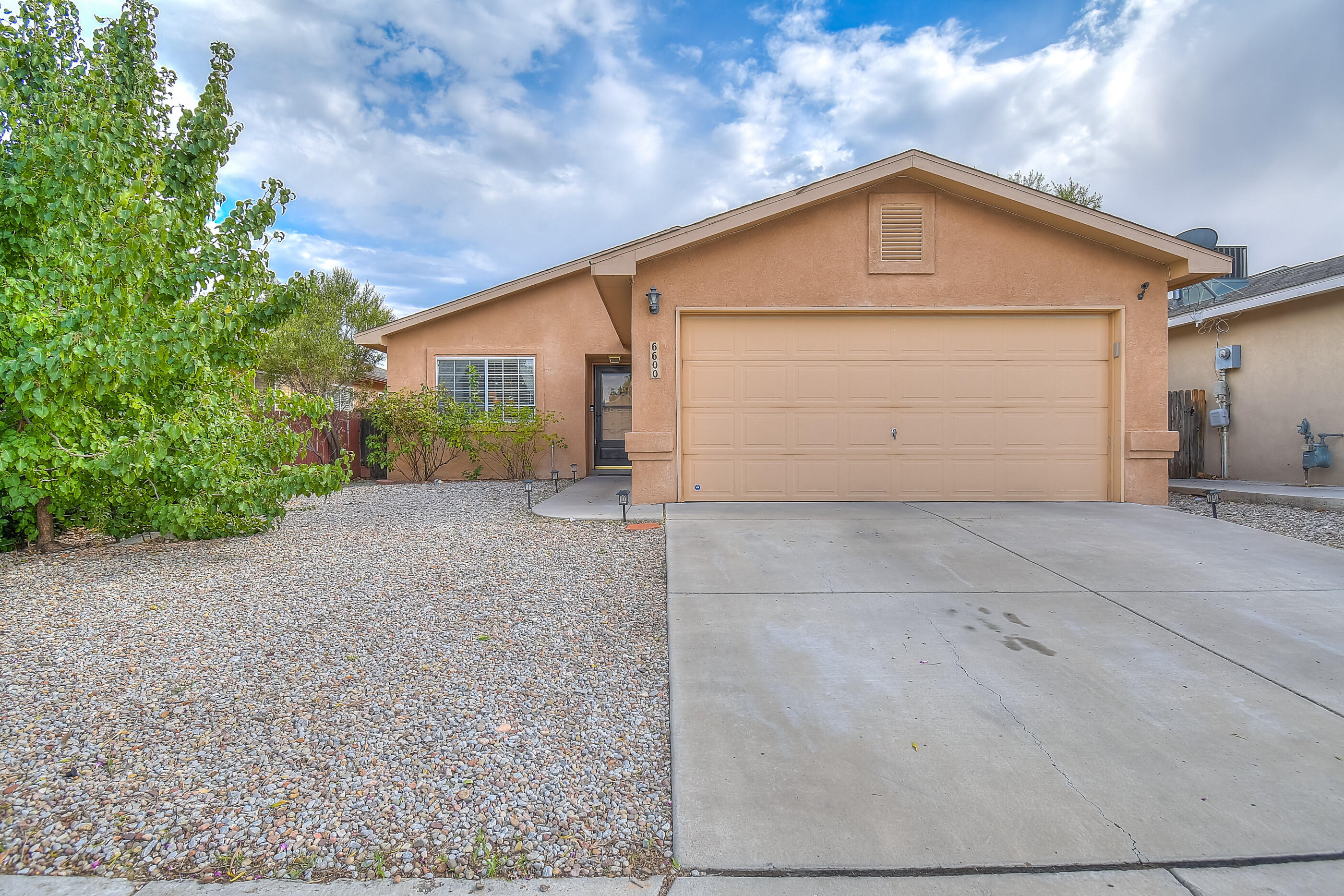 Location, location, location! Welcome home to this centrally located home near plenty of shopping and restaurants, easy access to freeways, minutes away from downtown / old town area. This open floor plan gives you the opportunity to stay connected whether you're in the dining, kitchen or living area.  Plenty of space in the master bedroom with separate washroom, double vanity and walk in closet. Backyard with grass and patio.  Water heater installed 2018, newer garage door opener, backyard grass with sprinkler system, and deep tub sink in kitchen.  Come see this Home today!