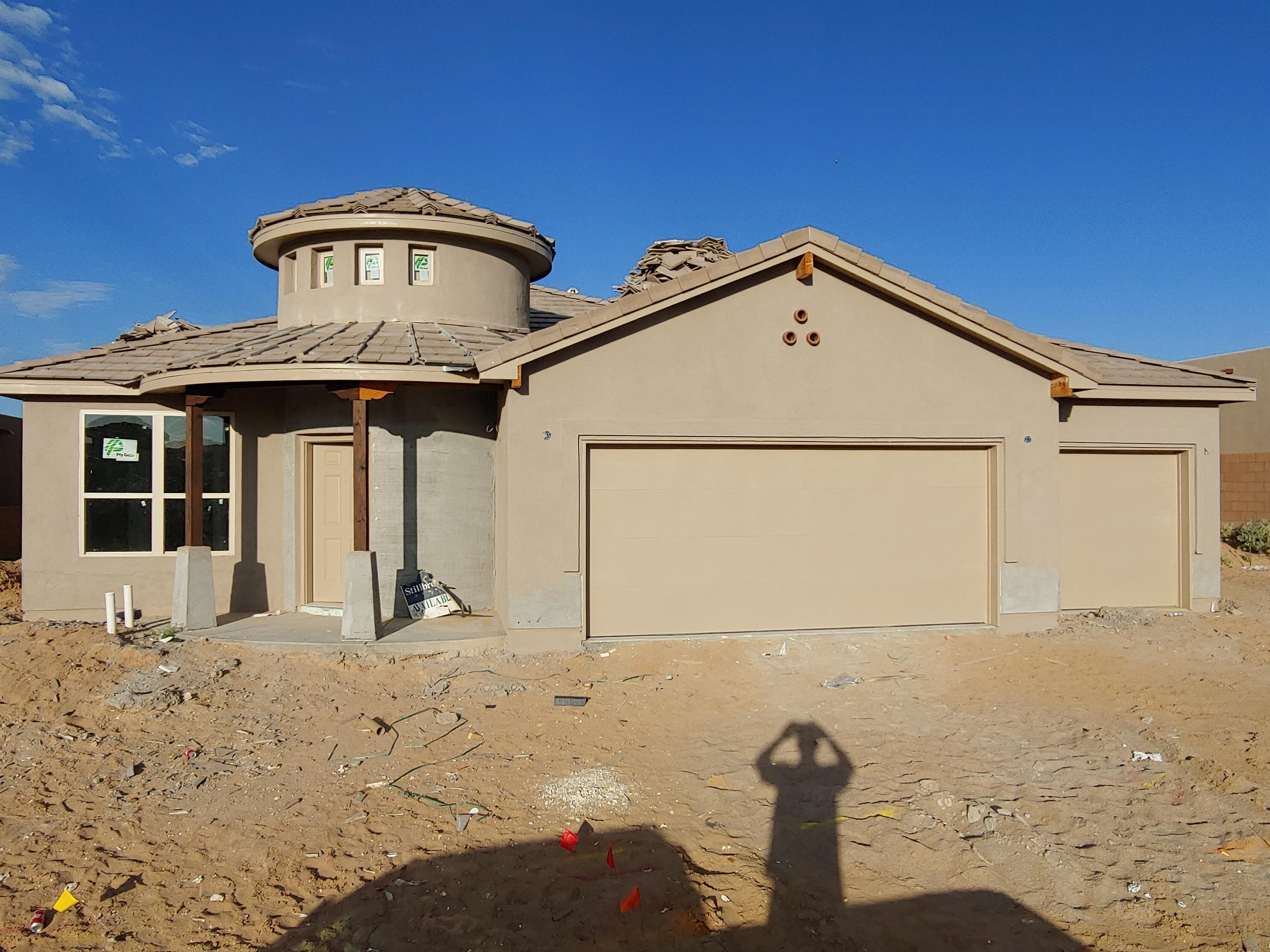 Rare find!  A brand new one story home on a large lot! Makes for a little more distance between homes and allows for not having to go with stairs. Gorgeous 3 or 4 bedroom home with na powder room near the entry, large great room open to Kitchen. Superb Kitchen appointments Wall oven, 5 burner cooktop, Walk in pantry, Island with bar, window above sink. Double doors to master and master bath as well as study or 4th bedroom near entry. Seperate entry foyer. Covered rear porch. Stillbrooke exclusive GREENSMART energy features to help environment and keep your bills low.