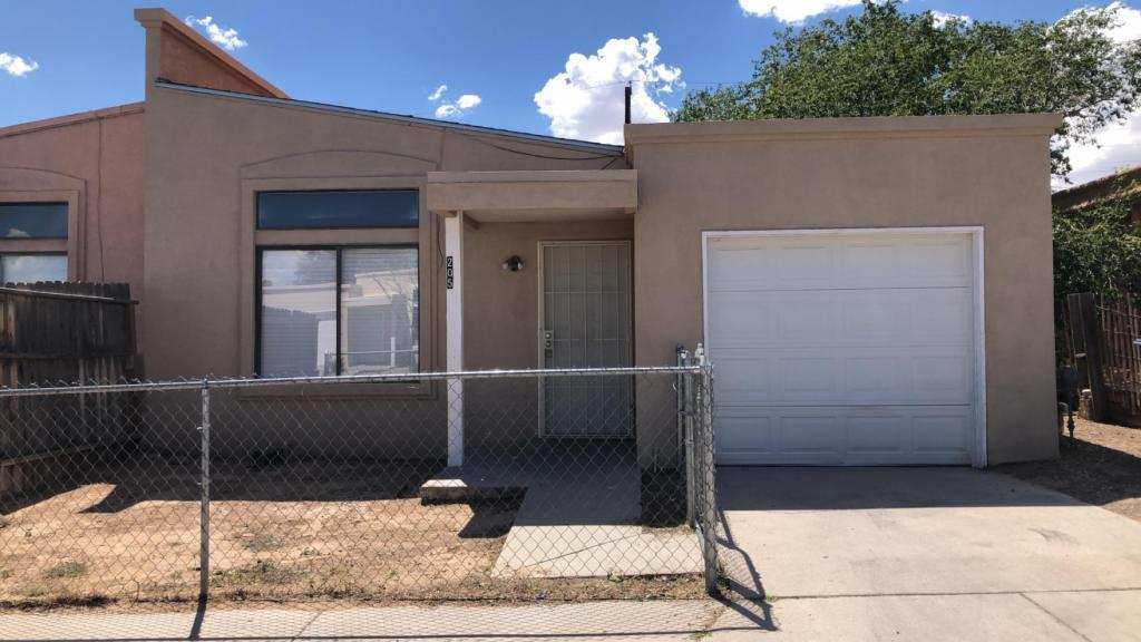 Excellent location! Kitchen includes new cabinetry, new matching stainless steel GE range, microwave, dishwasher. New flooring, paint,  granite counter tops, fixtures, and cooler. New vanities, faucets, and and new hardware.