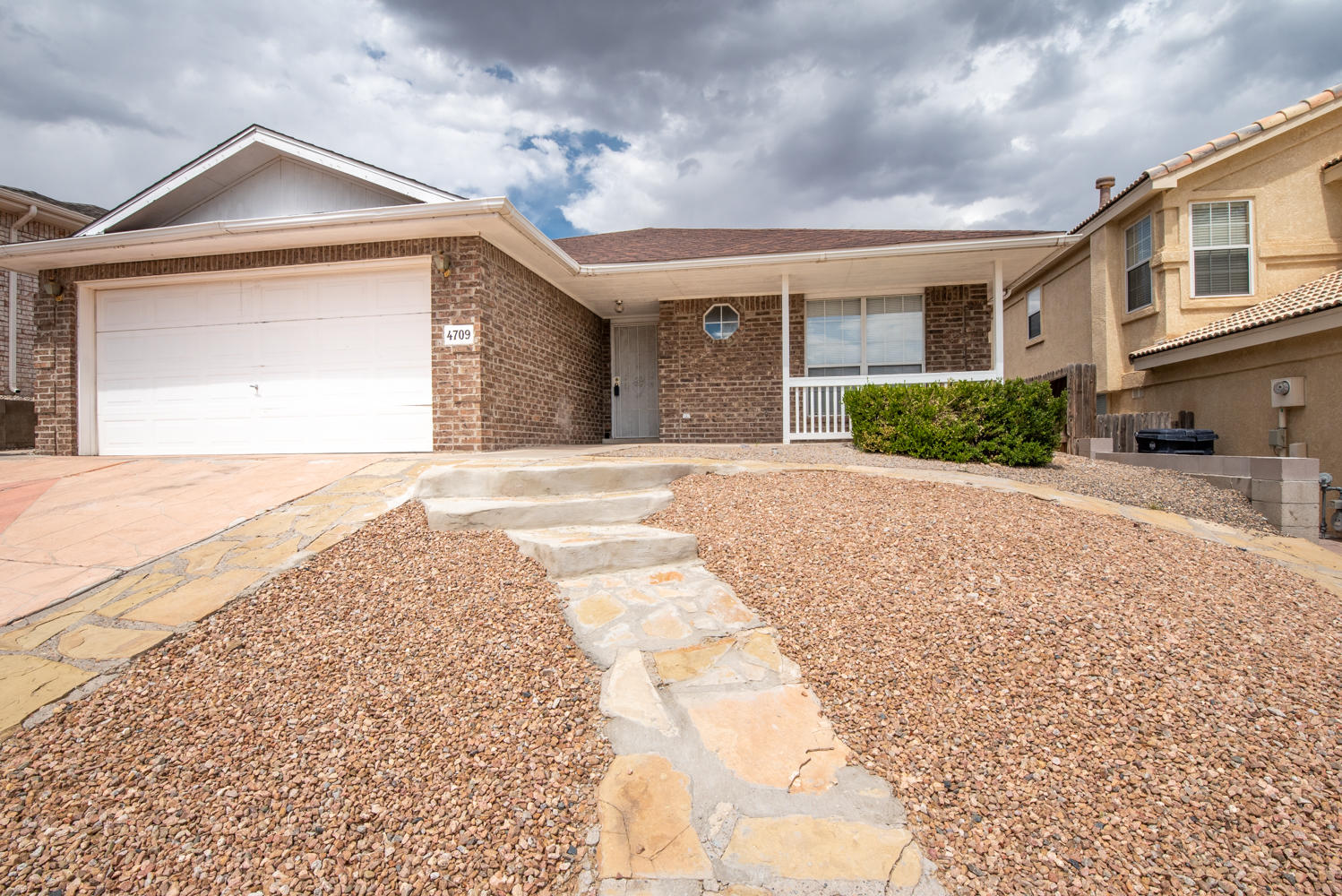 Under Contract Taking Backup OffersMust see! Well cared for home from the popular builder, Opel Jenkins, with a great location near Paseo Del Norte. Sought after neighborhood. The home boasts granite counter tops, a remodeled bathroom, new carpet and paint. This wont last long!