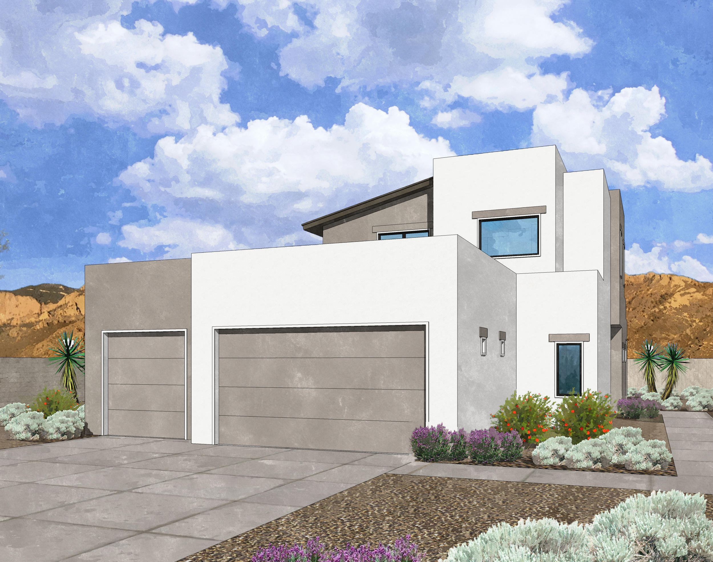 Westway Homes presents Venetian. This amazing home features 3 bedrooms and 2.5 bathrooms. The open living/kitchen/dining space is a large family dream come true. The kitchen features our Bosch gourmet appliance package and designer cabinetry. The kitchen also features a giant walk in pantry. Upstairs is a giant master suite  with a walk out deck facing the mountains and city lights!This house also has a 3 car garage! Come check this out, the house will be ready in December.