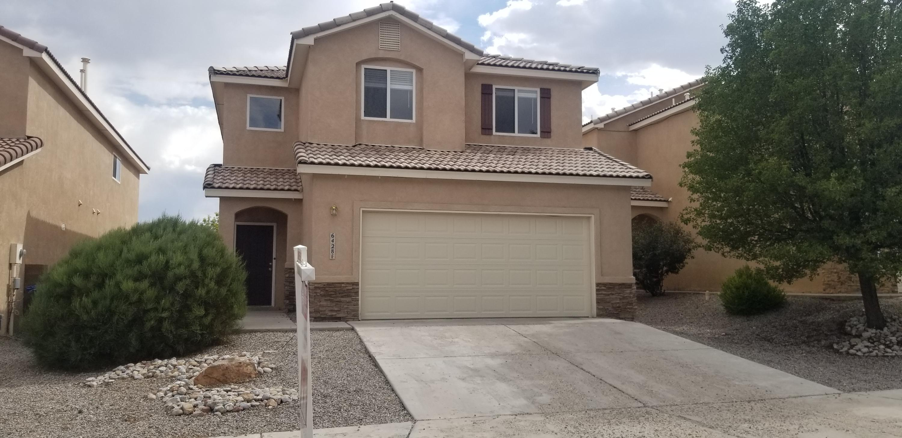 Nice sized 4 bedroom.  2 living areas downstairs.  New vinyl plank flooring and carpet in the rooms.  Fresh paint and Stainless steel appliances in the litchen.LAndscped front and back.