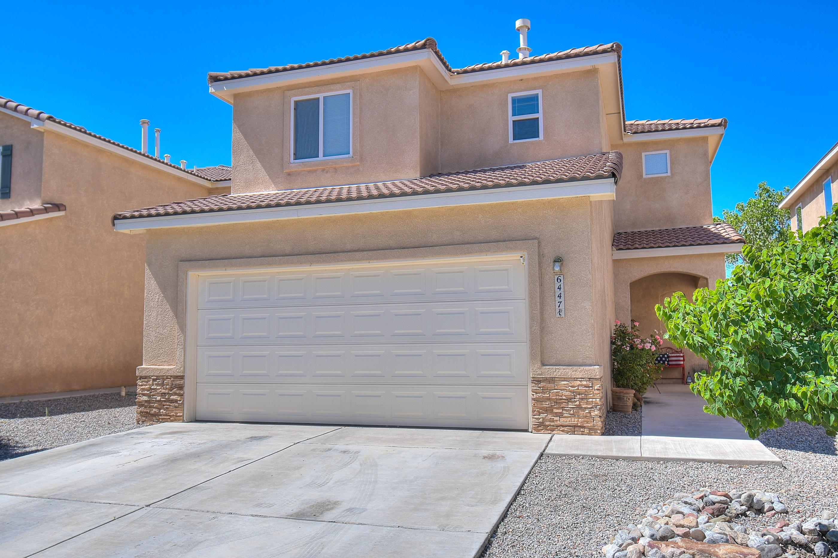 Cute four bedroom home with master bedroom on the main level. Kitchen with Stainless steel appliances is open to the living room. There are no neighbors directly behind. Security cameras and monitor convey for your added peace of mind.