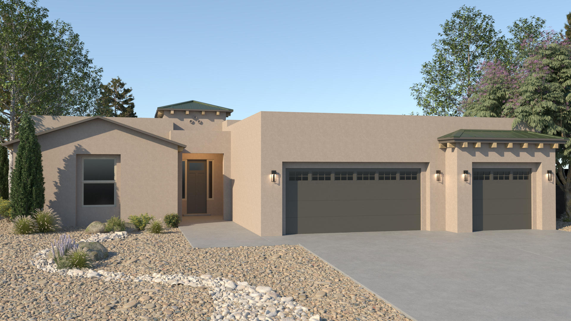 This BRAND NEW RayLee Home is one of our most sold floor plans, open concept, 4 bedrooms, 3 full bathroom PLUS a flex space/Office space AND a 3 car garage. This one checks all the boxes. Don't miss out, there is still a little bit of time to make it your own... Construction is starting asap! Bring in the New Year (2021) with a brand new RayLee Home in Mariposa. The Community amenities are pretty awesome too! Gym, indoor and outdoor pools, walking trails and large parks!