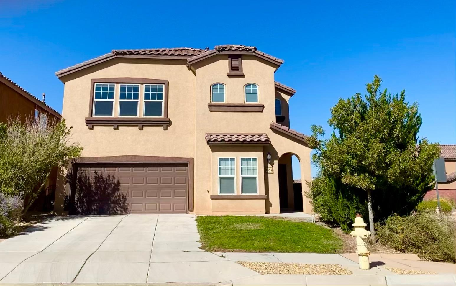 Light and Bright and super Gorgeous! Located in highly desirable Loma Colorado neighborhood this home has lots of windows, Cathedral Ceilings in the living room, beautiful tile floors throughout and thoughtful attention to design details. Kitchen has granite countertops, island and walk in pantry! Room in front of house could be family room/office/play room or 4th bedroom. Upstairs has 3 BR's and the laundry room with washer/dryer included! Master is very spacious and bright with huge full bathroom with sunken tub, separate shower, his/hers sinks and large walk in closet. Lovely backyard with patio and easy care xeriscape.