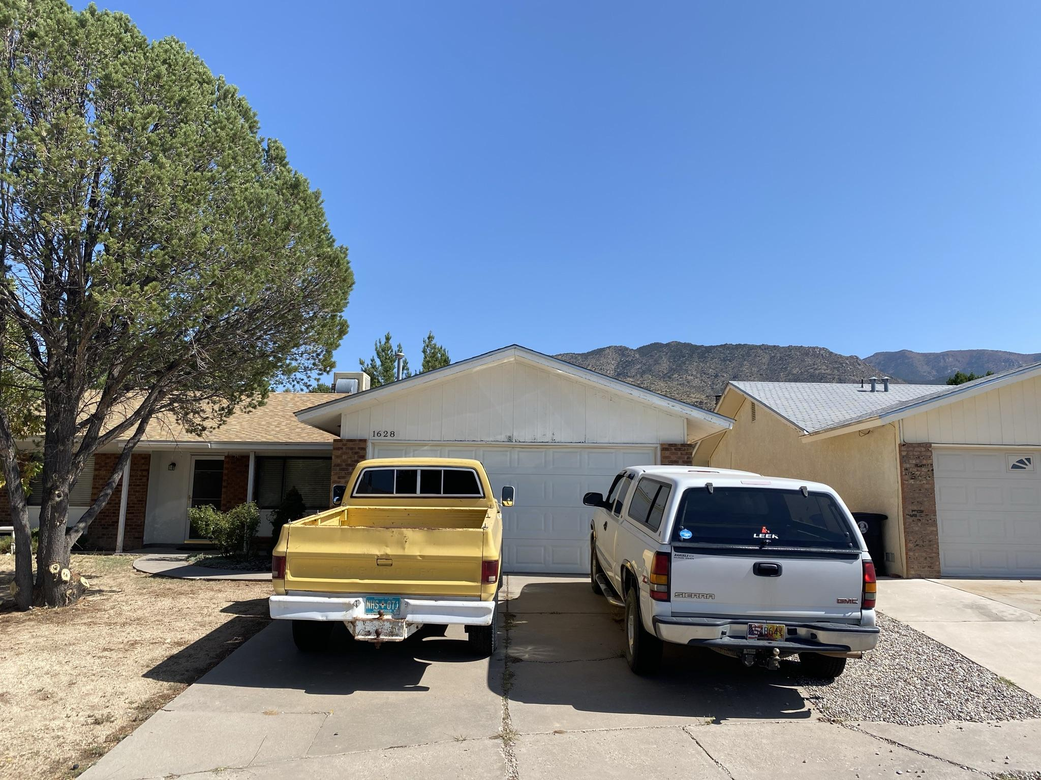 Great home Great location!! In a cul-de-sac in a quiet neighborhood. Nice mountain views from backyard. 3 large bedrooms. Nice fireplace in the family room. Big backyard. Must see this one. Refrigerator washer and dryer convey. Other furniture negotiable.
