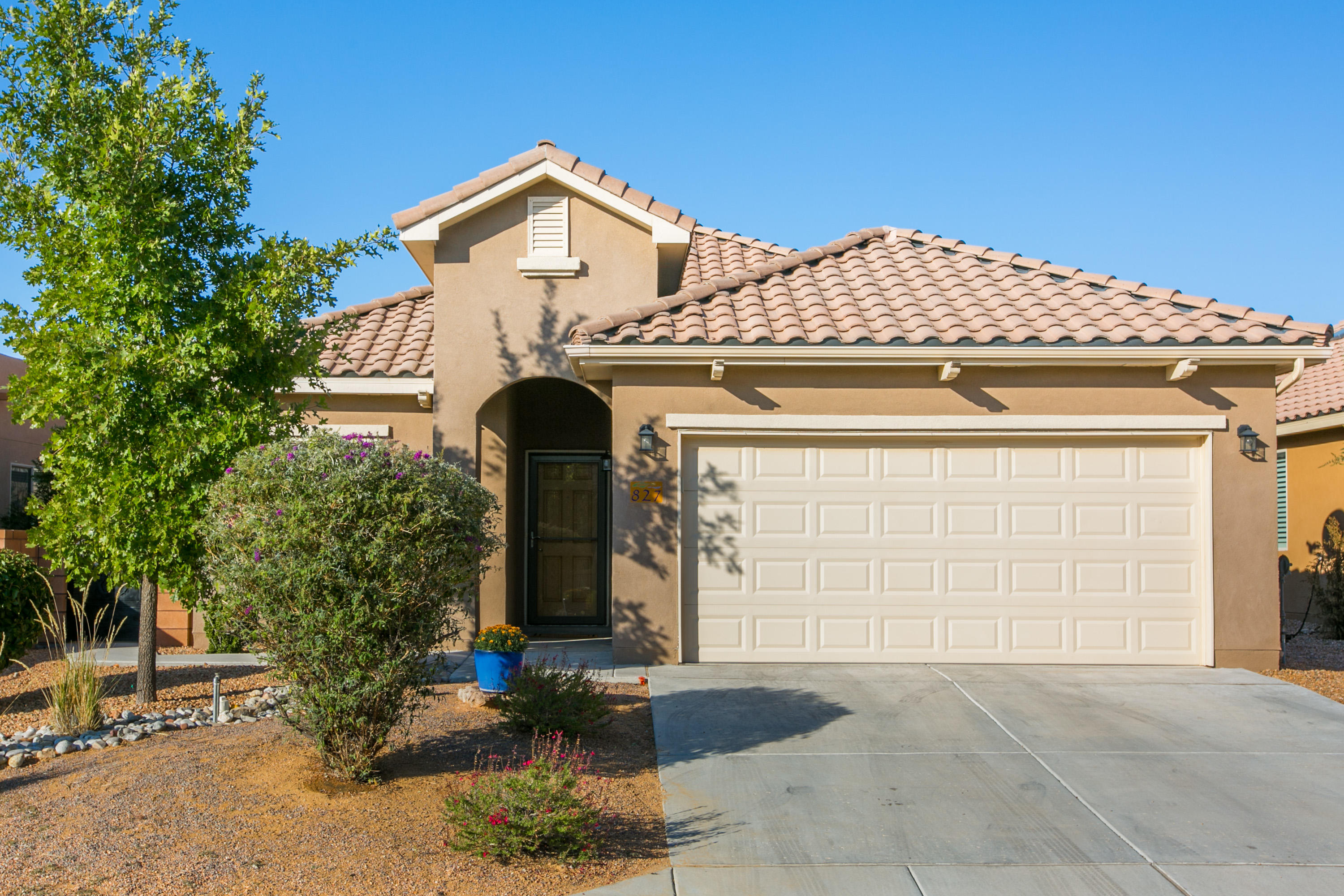 This beautiful Del Webb home is located in the Alegria 55+ community. Situated in a private, gated community, amenities include: salt-water pool, fitness center, event rooms, library and access to numerous walking/biking trails. Home features an open concept floor plan with bedrooms separate from each other for additional privacy. Upgrades include: skylights, gas cooktop, double oven, vent hood, upgraded tile, newer microwave and a new water heater (5/2020). The single-owner of this home has taken exceptional care of it- including adding nearly $15,000 worth of landscaping. You don't want to miss your opportunity to own an immaculate home in a desirable community. Call for your private showing today.