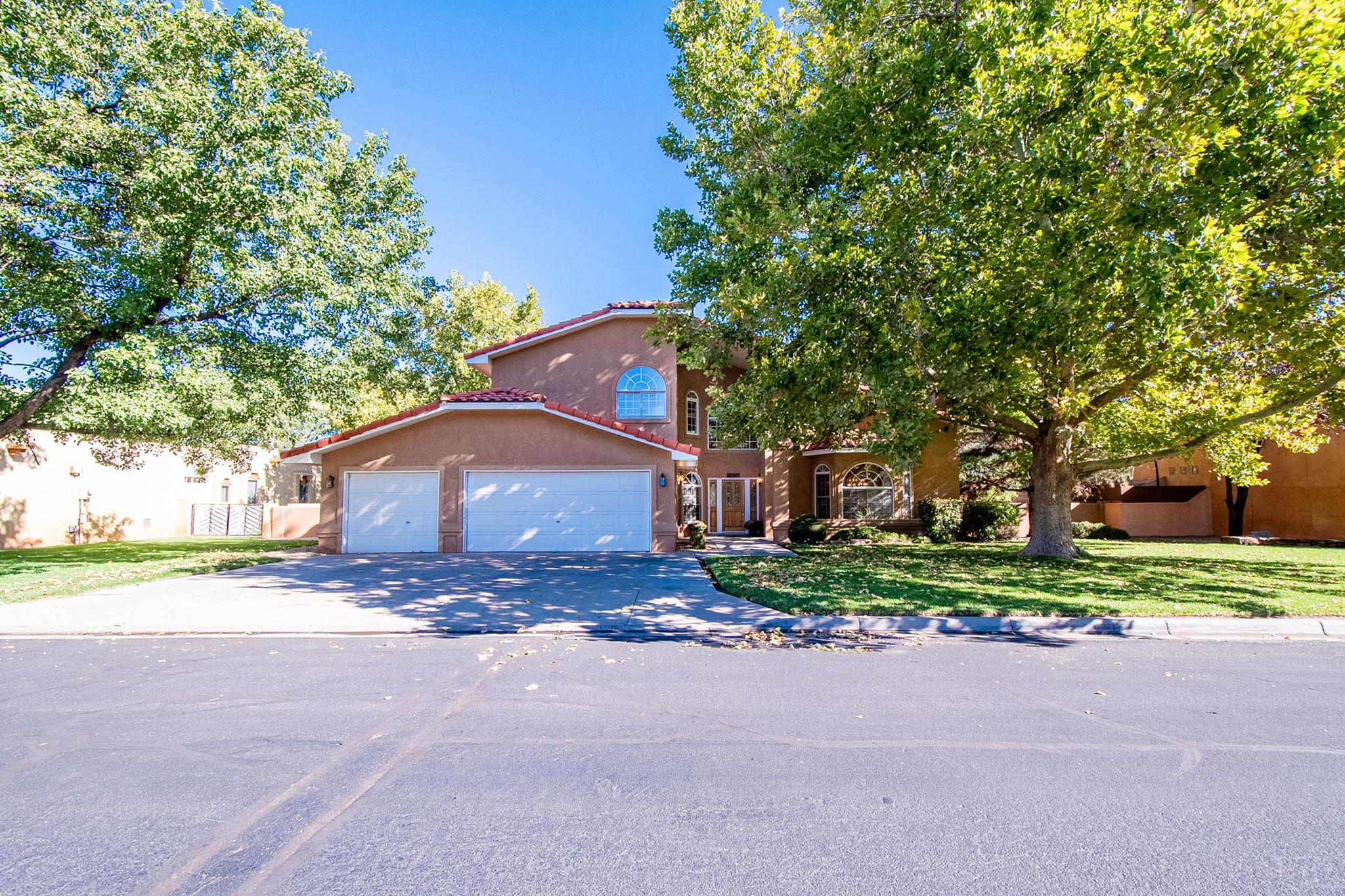 Wonderful home in the highly desirable gated community of Rancho Caballero. Open floorplan is perfect for entertaining. Completely landscaped backyard with a built in bbq grill, covered patio and firepit.