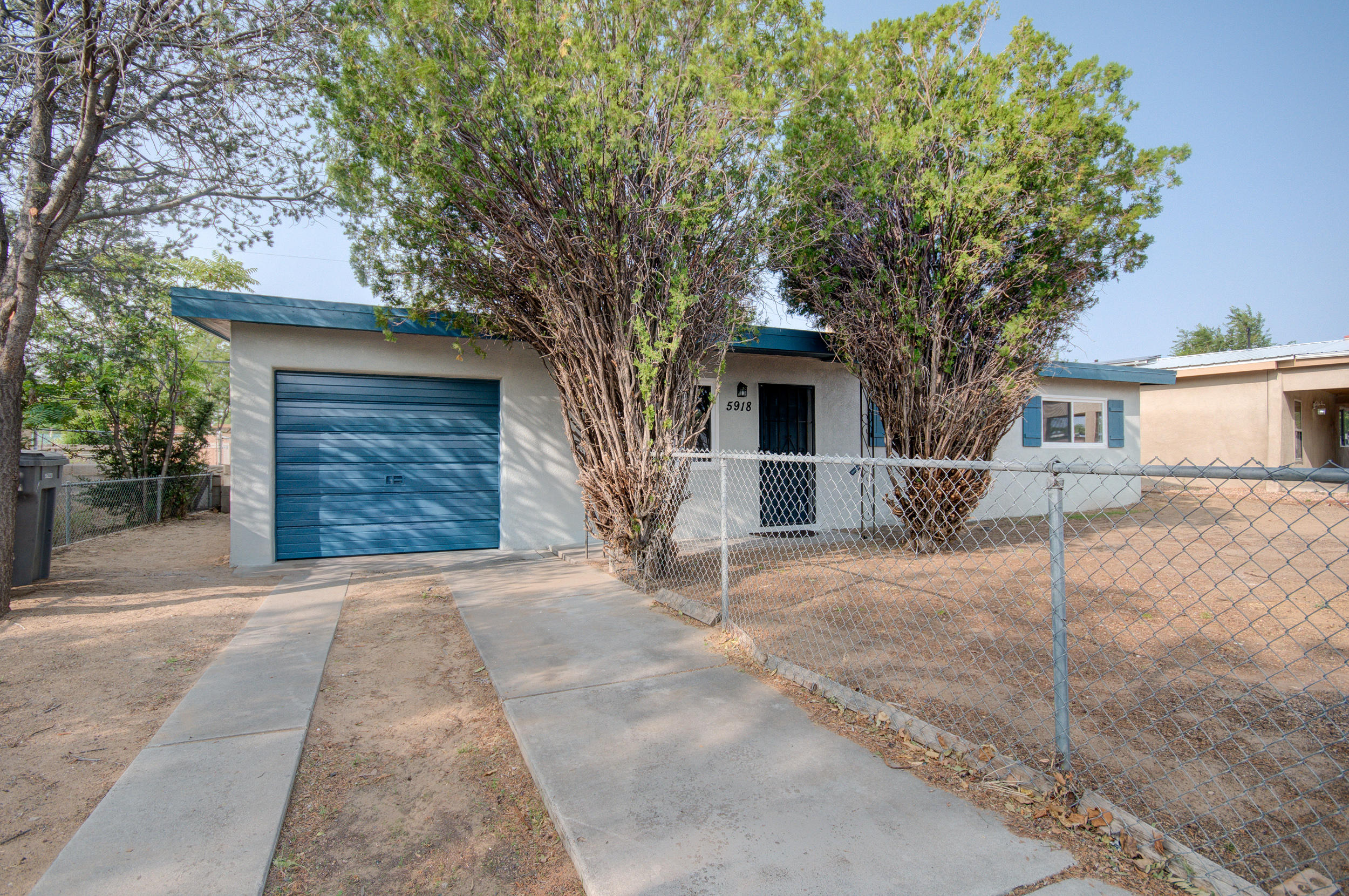 Welcome home to this move in ready, recently remodeled single owner home in Paradise Hills that features 3 bedrooms, 2 living areas and updates throughout. This beauty boasts a gorgeous brick fireplace, completely updated kitchen, new water heater, new cooler, new flooring throughout the house. Schedule a viewing today, this one will not last long!!
