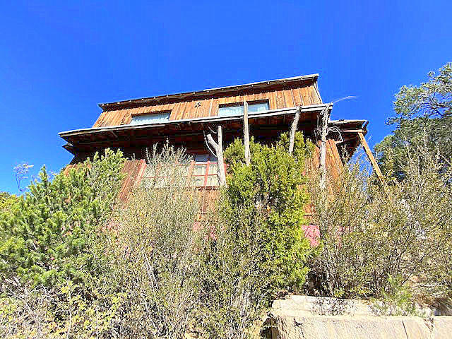 Secluded mountain property. Breathe in the fresh air and escape from reality  Property sold in as is condition. No warranties expressed or implied. Please additional information in MLS. iPhone video available upon request.