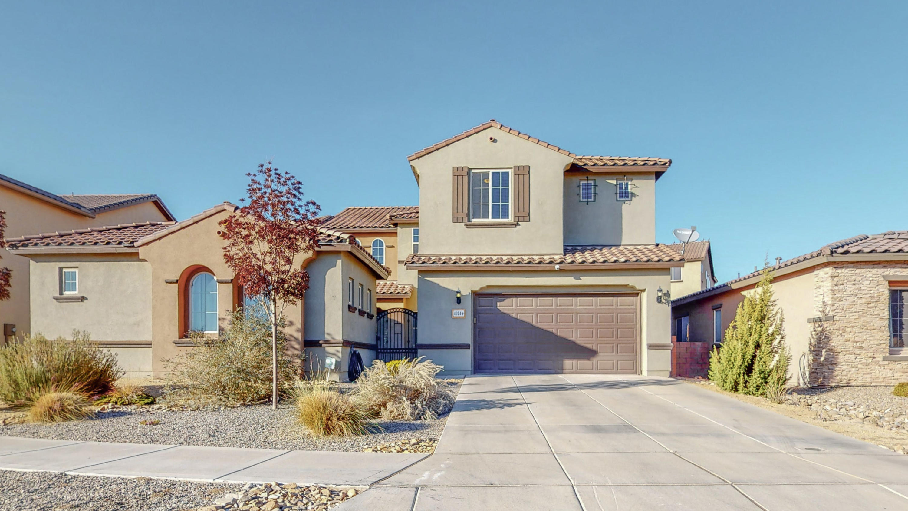 Beautiful, 5/6 bedroom home in gated Loma Colorado bursting with phenomenal amenities! From the front courtyard, with cozy outdoor living, step into this immaculate home with cathedral ceilings, flooded with natural light from the massive picture and clerestory windows. With open floor plan, the spacious living room flows into the massive kitchen, featuring high-end stainless appliances and enormous island, primed for entertaining. The master suite features two large walk-in closets on top of double sinks, garden tub, and expansive shower. Upstairs, a generous loft/family room sits with 2 bedrooms on either side, one of which features a private en-suite bathroom. Don't miss the luxurious backyard with private pool, hot tub, and fire pit; the tandem 3-car garage, and so much more!