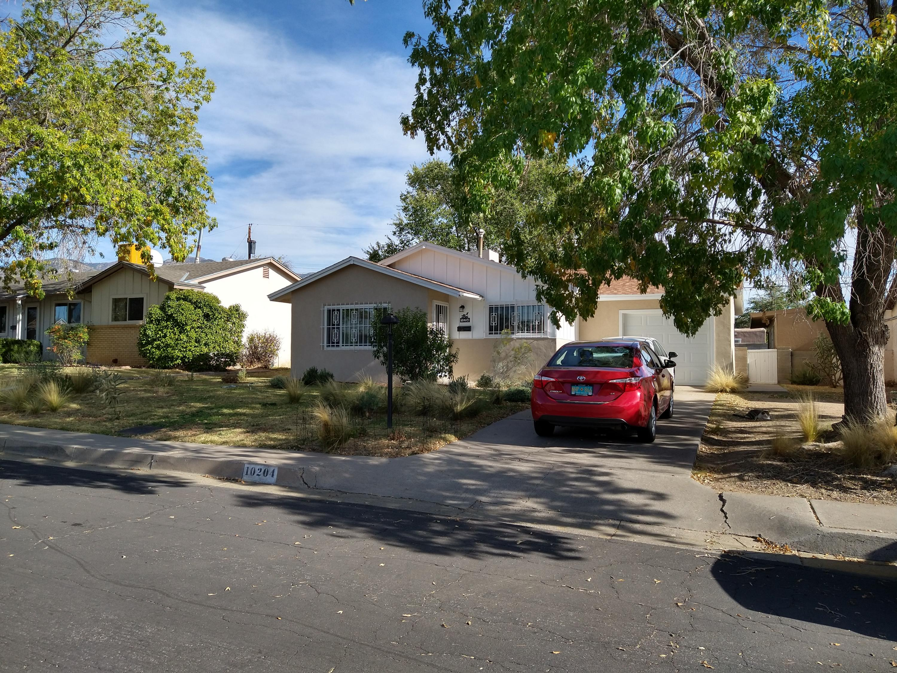 MUST SEE, Like a model home. Move-in ready.  Recently painted rooms, updated windows, all tile flooring thru-out, newer water heater, water line, newer stucco.  Updated kitchen with double oven and separate Cook Top, updated bath. Larger backyard with tree for shade.  Plenty of storage structure.  Come and see today. Wonderful  home, great views, in Eldorado School District.  Convenient location, close to shopping, Restaurants, Parks and Schools.