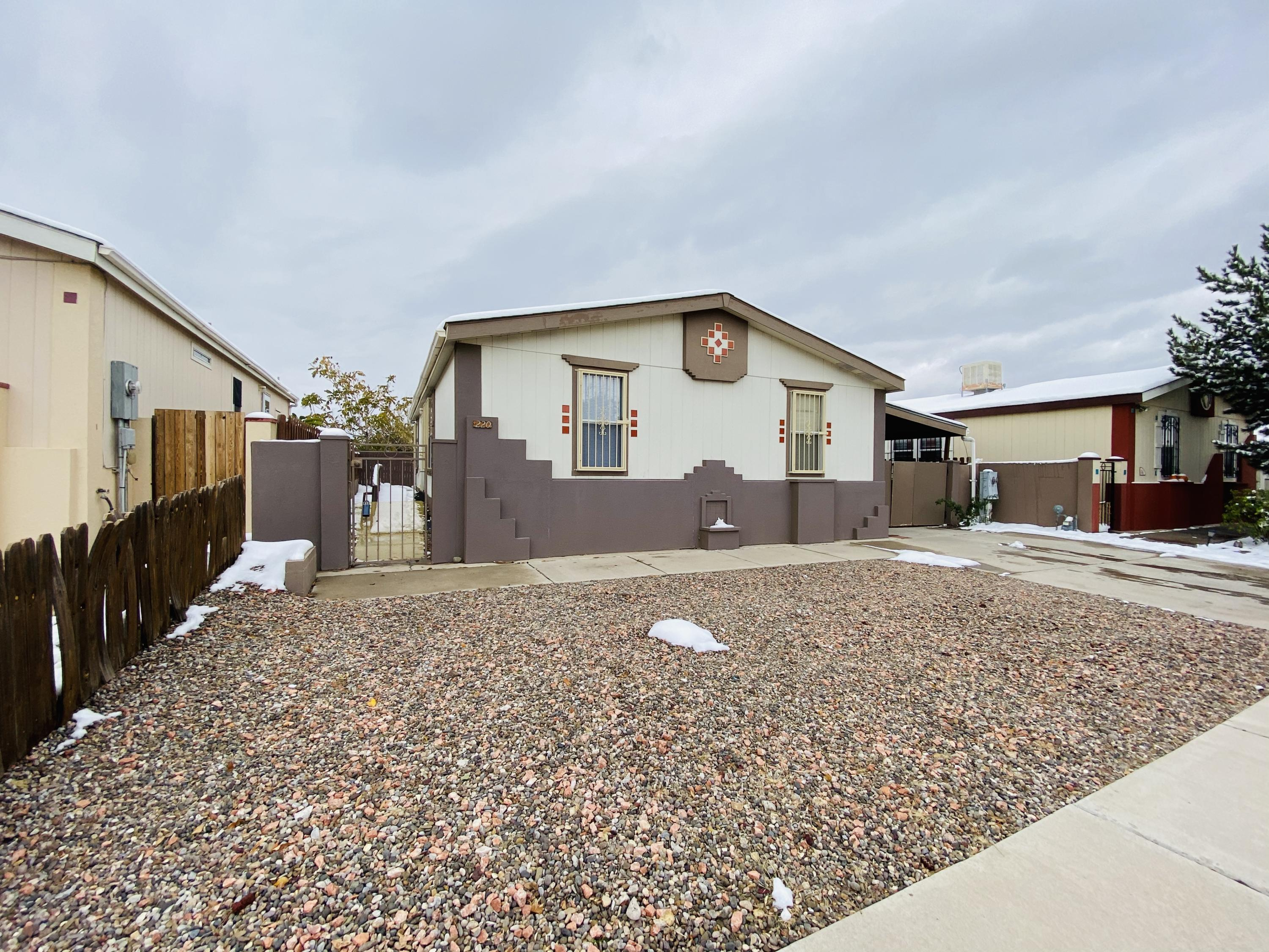 Must see, this home is move in ready, well maintained, affordable and conveniently located. Offering an open floor plan, large closets, lots of cabinets and counter space in the kitchen Private, low maintenance yard and a carport makes this a perfect place to call home.