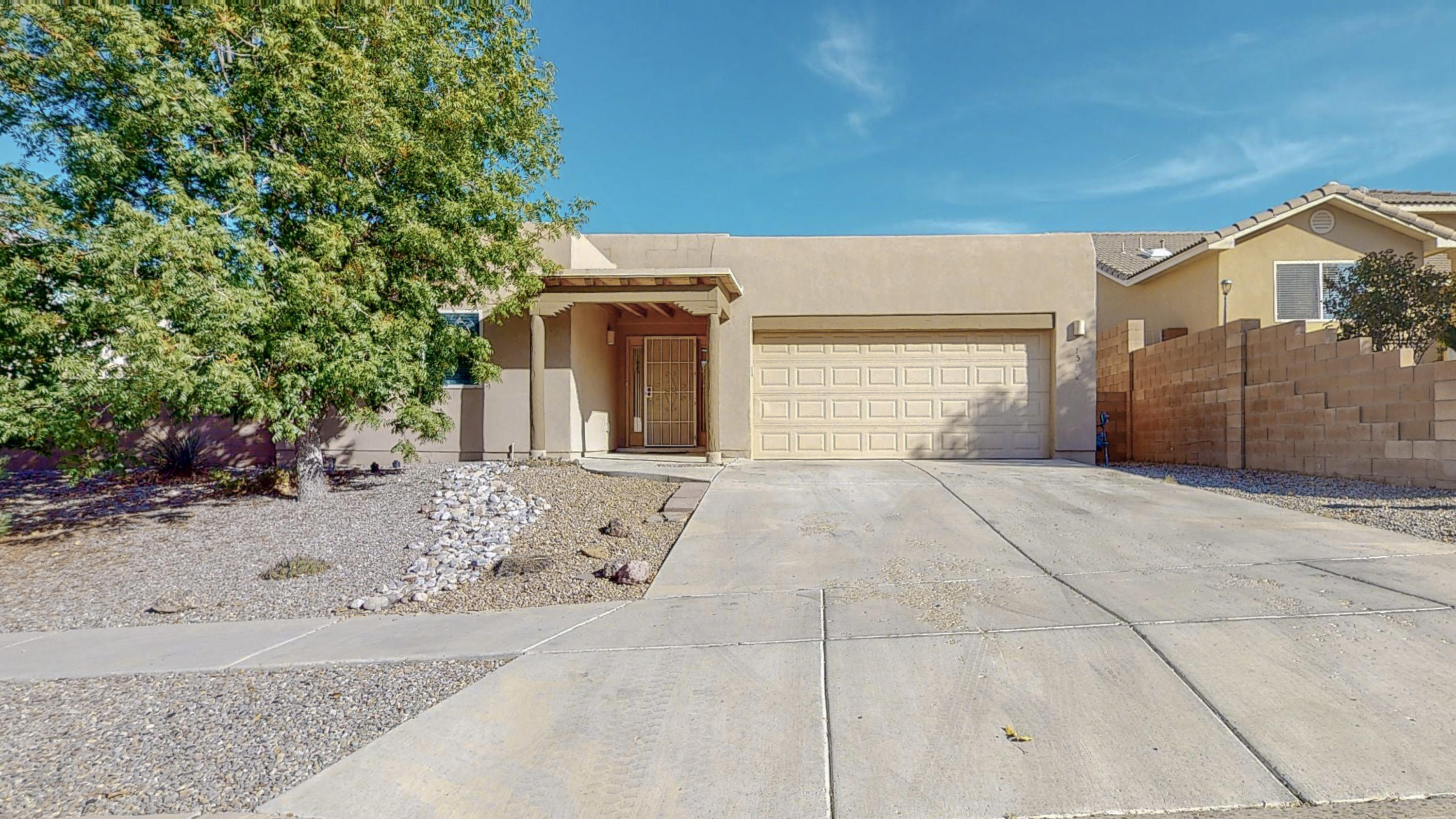 Single story 4 BR in private hillside community!  This spacious one story can be found in the hillside community of Loma Pinon.  This community is known for its privacy and larger sized lots.  Features of the home include:**One story living with master bedroom separate from the secondary bedrooms**Refrigerated air conditioning**Central gas heat**Nice high ceilings throughout**Gas fireplace in the living room**Amazing master suite bathroom!!**This home is move in ready and just waiting for a new owner!