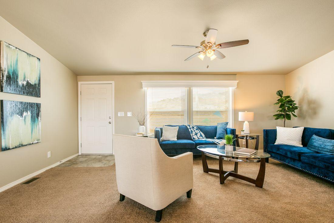 ** Open House Every Friday and Saturday in March from 1:00 to 5:00** Brand New Karsten Model The Wave Home is ready for new owner! This four bedroom, Two Bathroom, open concept living room, dining room, large kitchen with a center island and second living room. Spacious Owners Suite with luxury bath and a walk in shower. Nice big laundry room with lots of storage. Refrigerated air with a Ecobee smart thermostat. All this plus it's sits on 1.51 acres of land, already fenced and ready for your animals. Don't wait schedule a tour of this great property today!