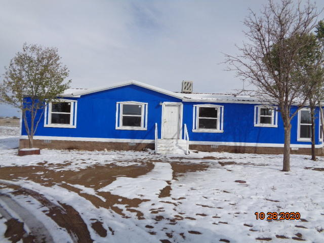 clean fresh air slower paced lifestyle only 42 miles from tramway blvd . Property has new paint flooring windows the list goes on and on come on out and have a look road is rough but has a solid bottom just slow down a little.